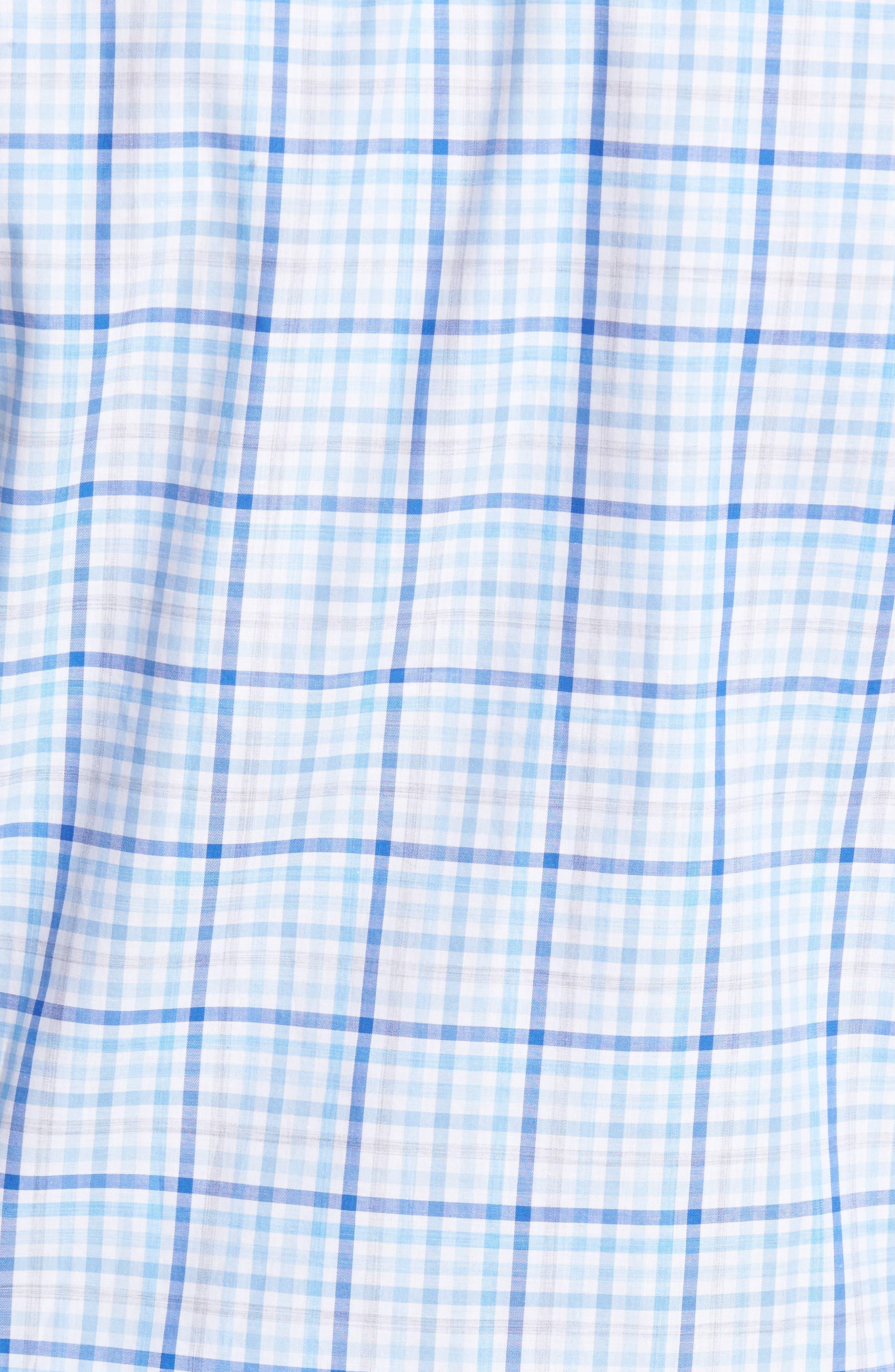 Estate Classic Fit Sport Shirt,                             Alternate thumbnail 5, color,