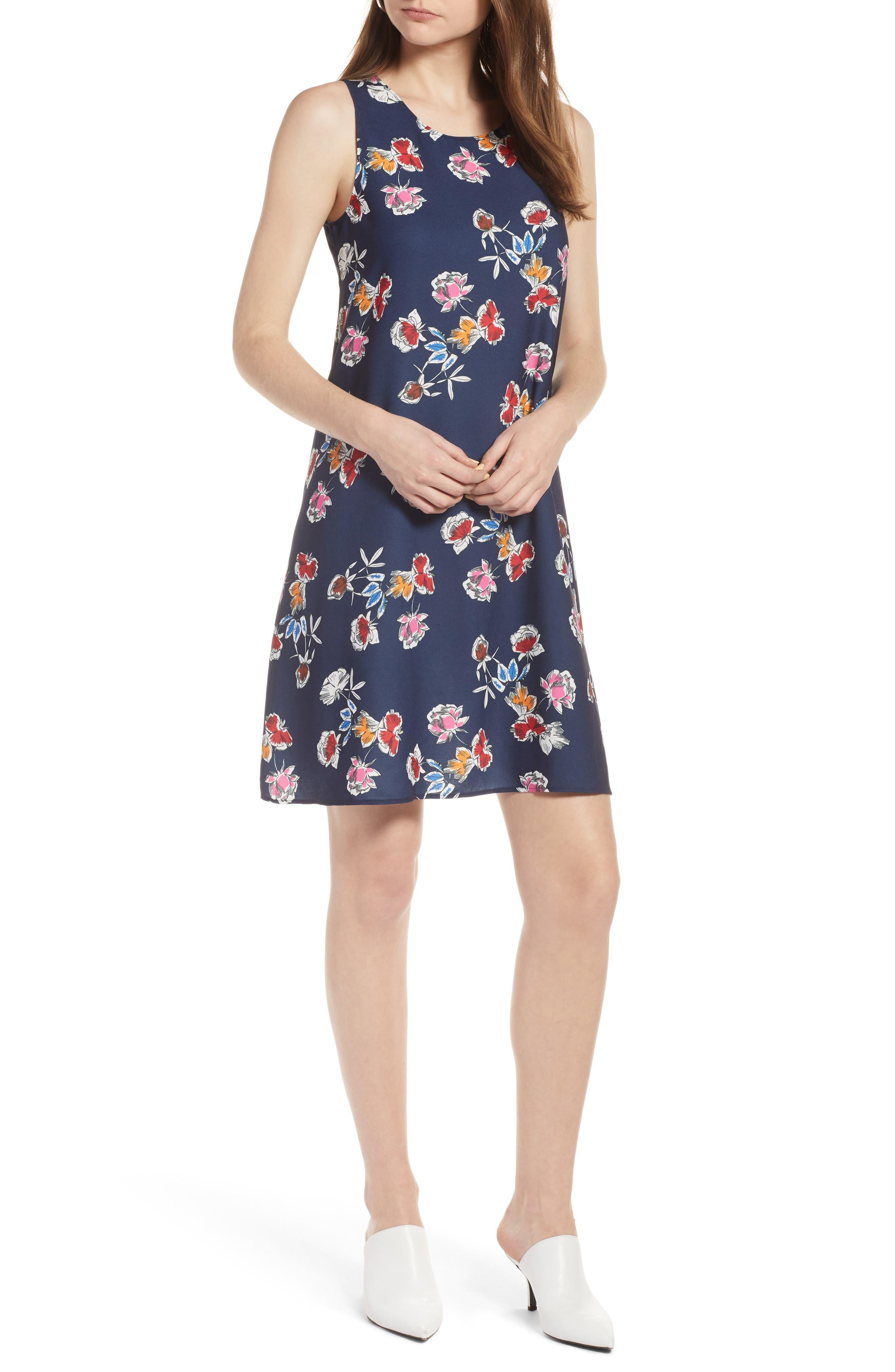 A-Line Dress,                             Main thumbnail 9, color,