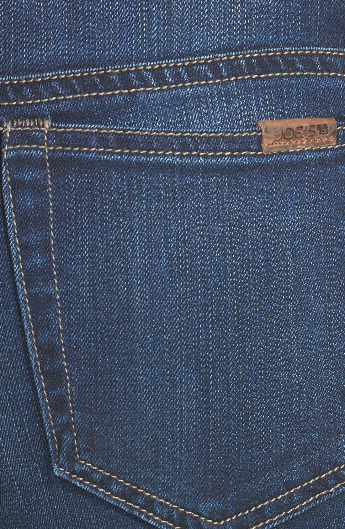 'Flawless' Cigarette Leg Jeans,                             Alternate thumbnail 7, color,                             400