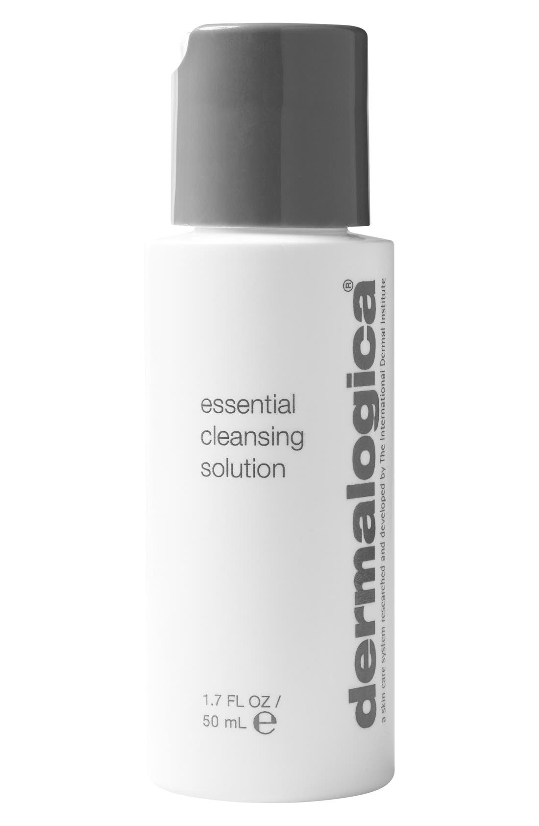 Essential Cleansing Solution,                             Alternate thumbnail 3, color,                             NO COLOR