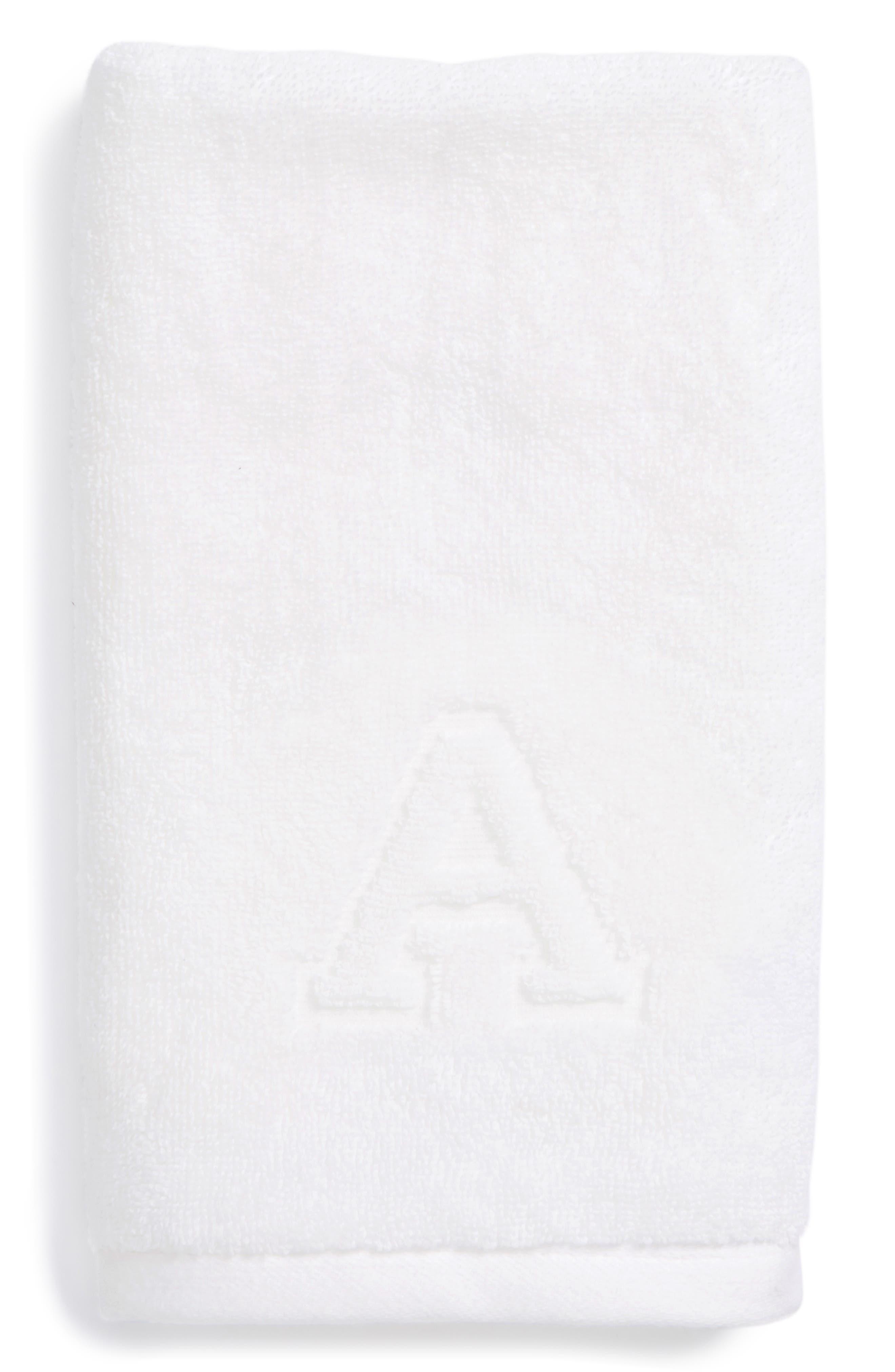 Auberge Fingertip Towel,                             Main thumbnail 1, color,                             100