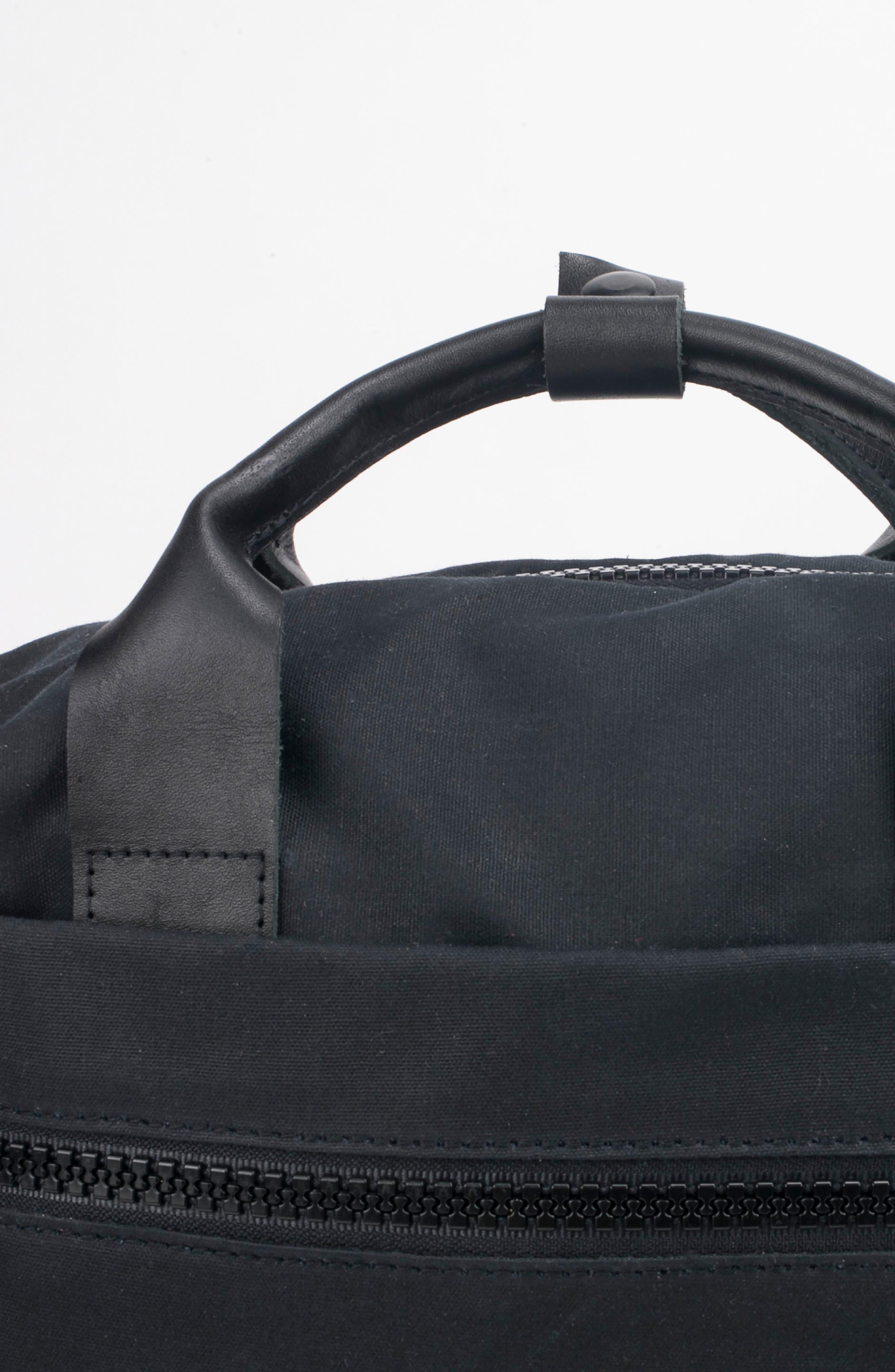 Metro Backpack,                             Alternate thumbnail 5, color,                             BLACK