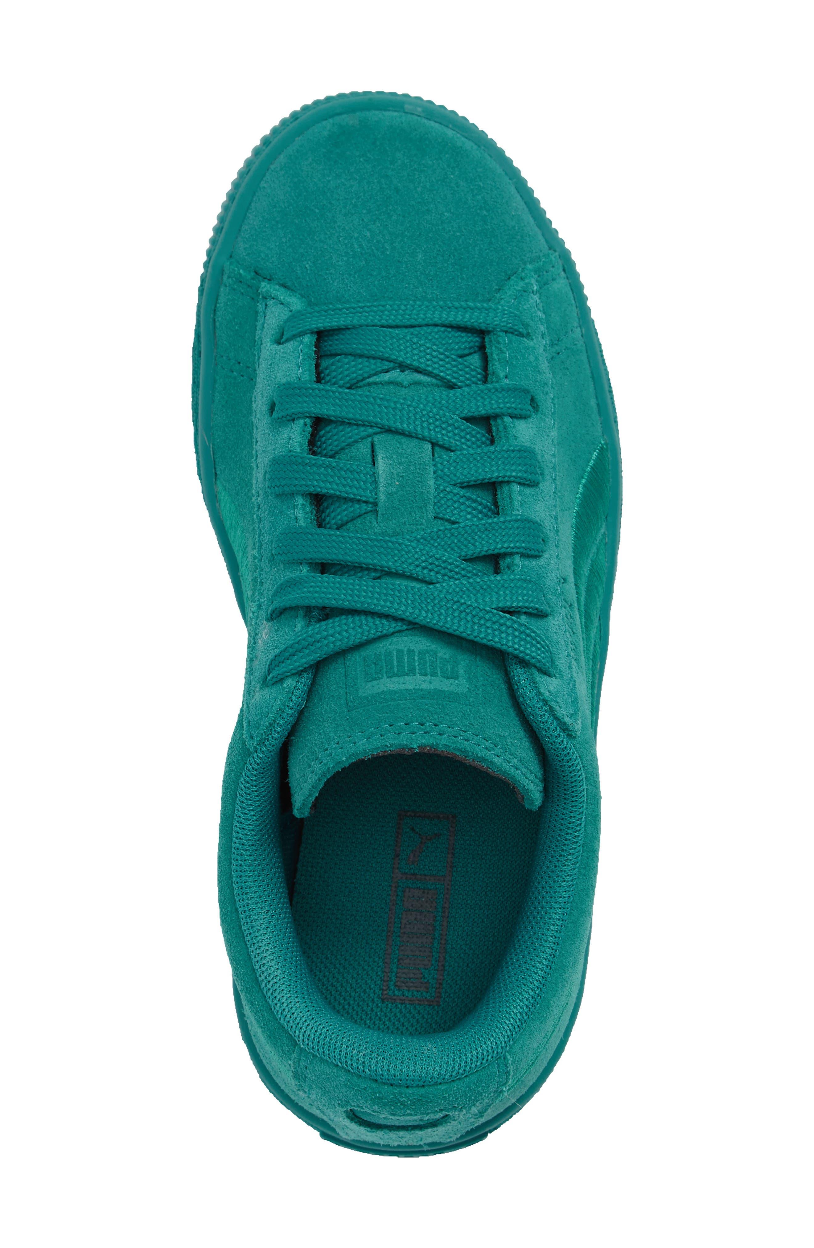 Classic Badge Sneaker,                             Alternate thumbnail 3, color,                             300