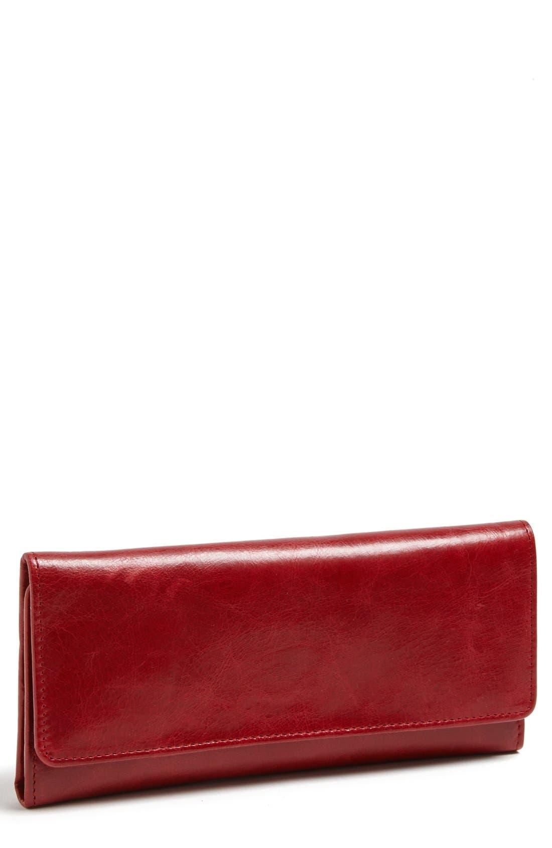 'Sadie' Leather Wallet,                             Main thumbnail 58, color,