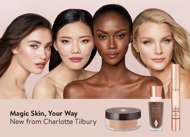 Magic skin your way, new from Charlotte Tilbury.