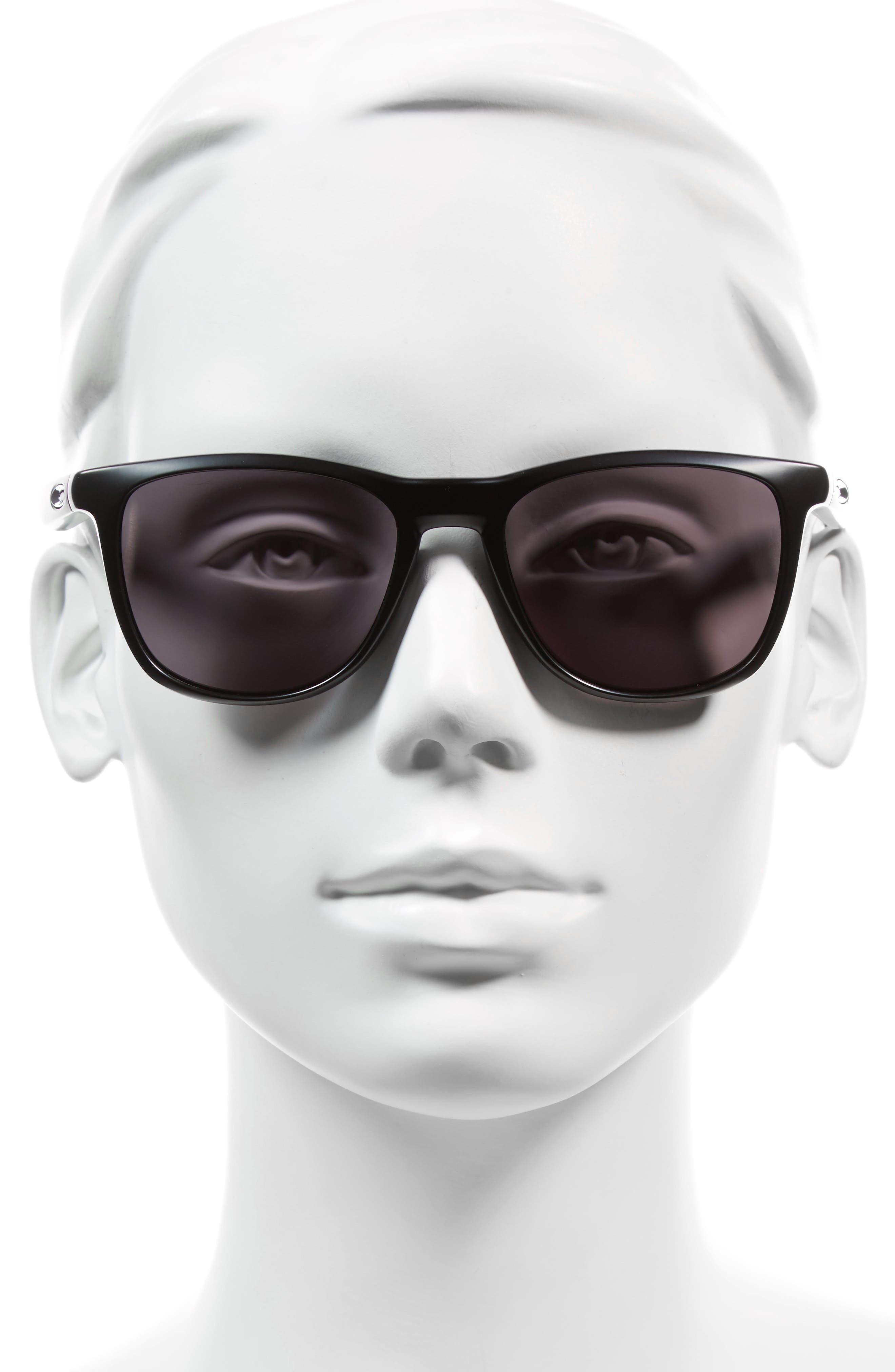 Trillbe X 52mm Sunglasses,                             Alternate thumbnail 2, color,                             001