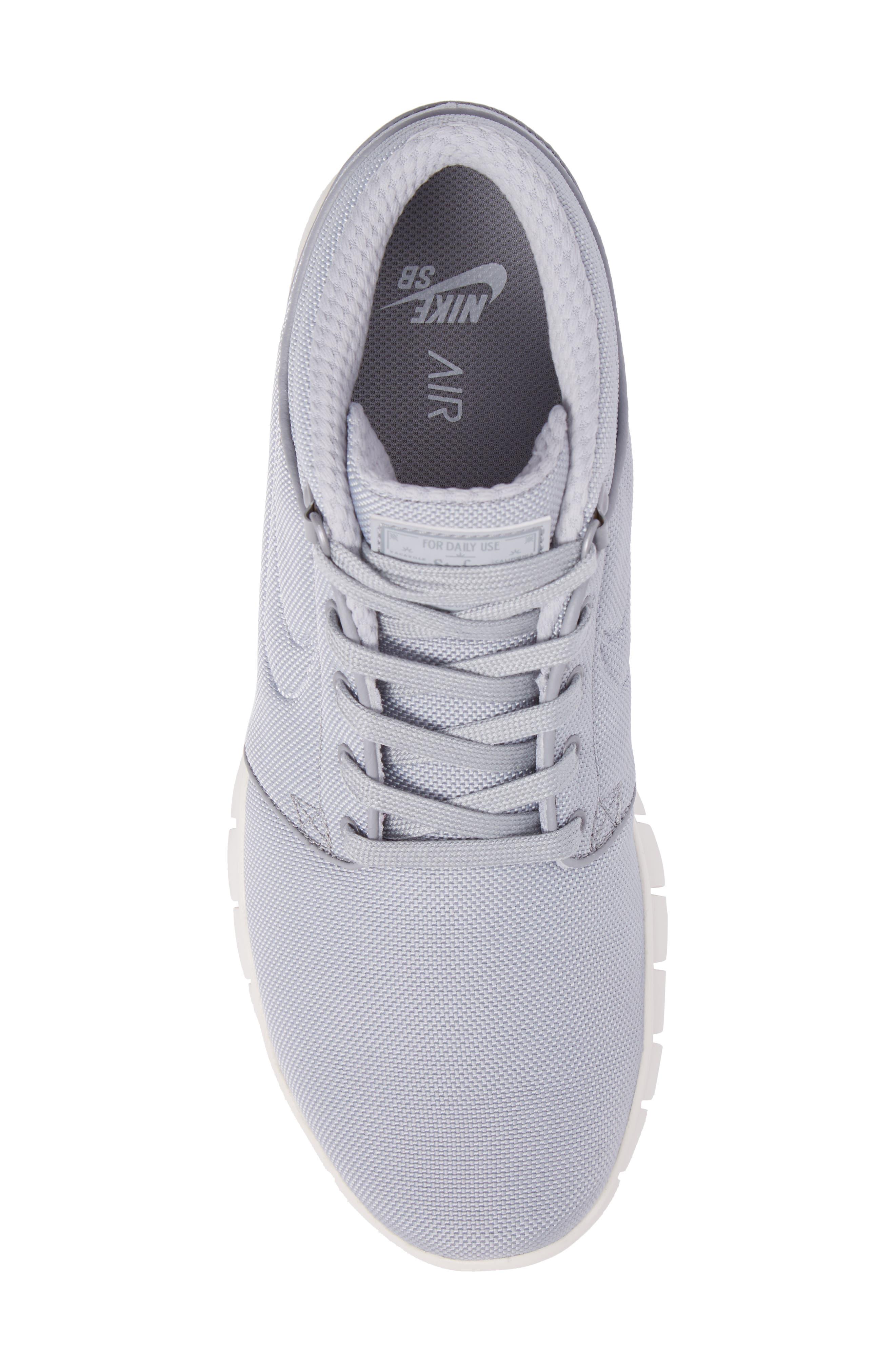 SB Stefan Janoski Max Mid Skate Shoe,                             Alternate thumbnail 50, color,