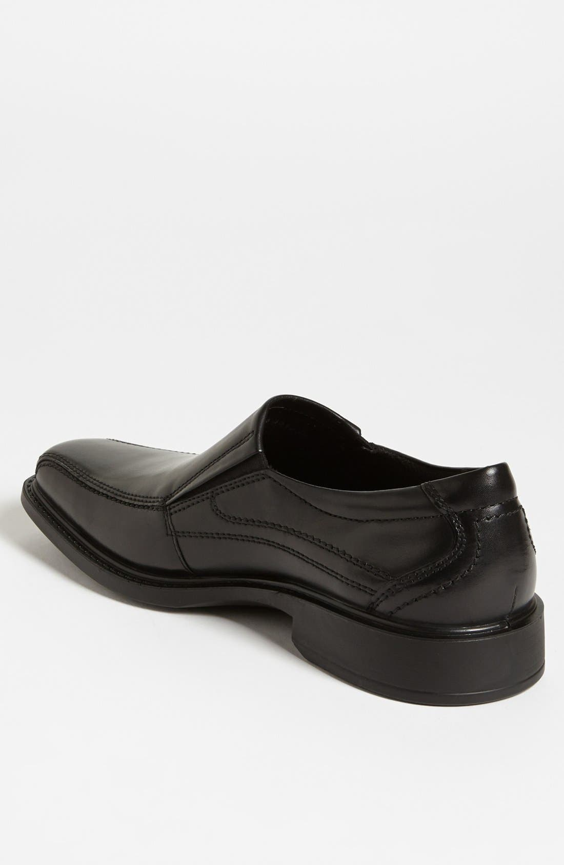 'New Jersey' Slip-On,                             Alternate thumbnail 2, color,                             BLACK