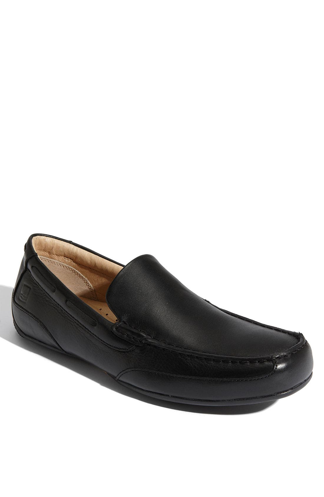 Top-Sider<sup>®</sup> 'Navigator Venetian' Driving Shoe,                             Main thumbnail 1, color,                             001