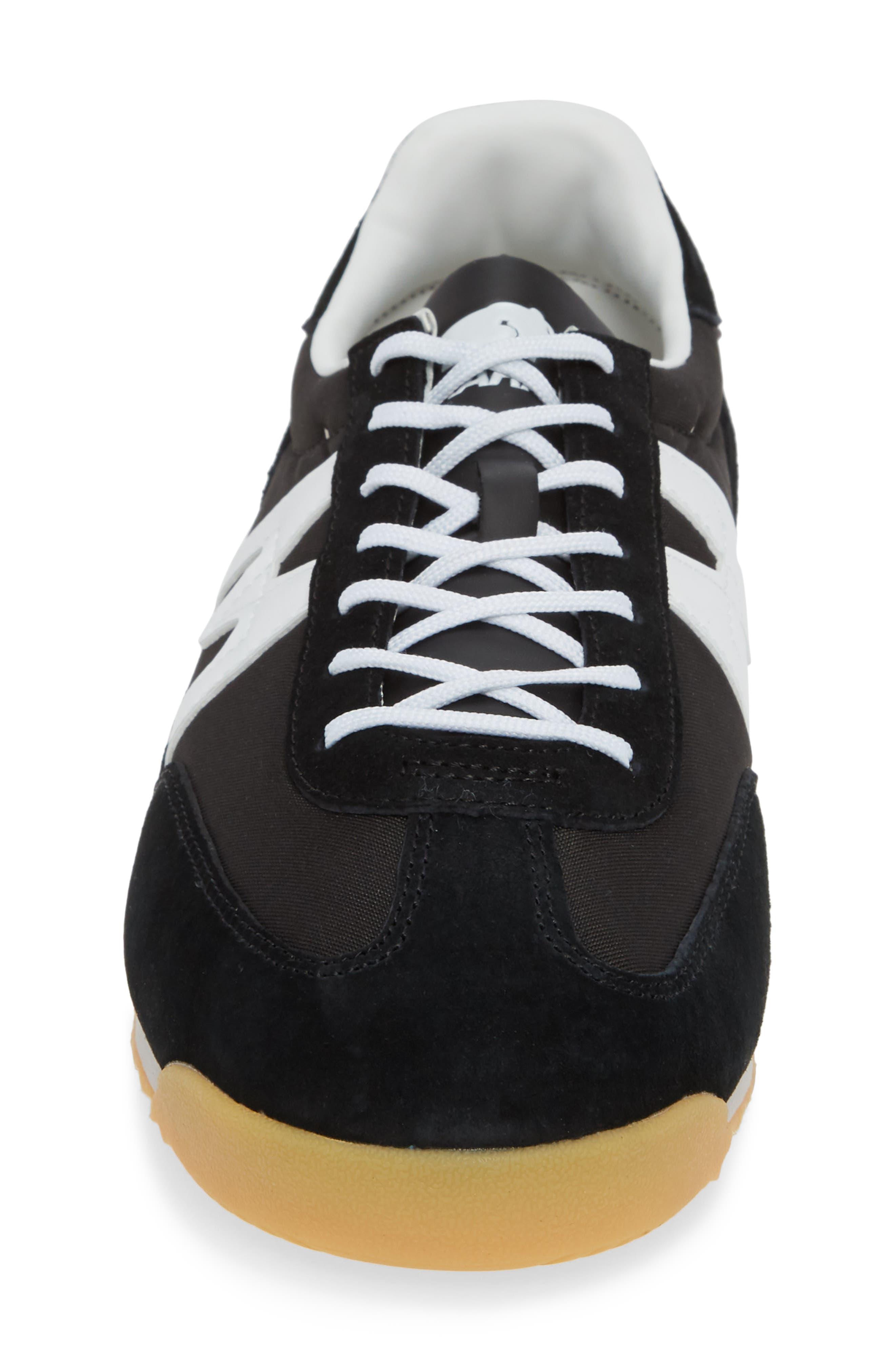 Championair Sneaker,                             Alternate thumbnail 4, color,                             BLACK/ WHITE