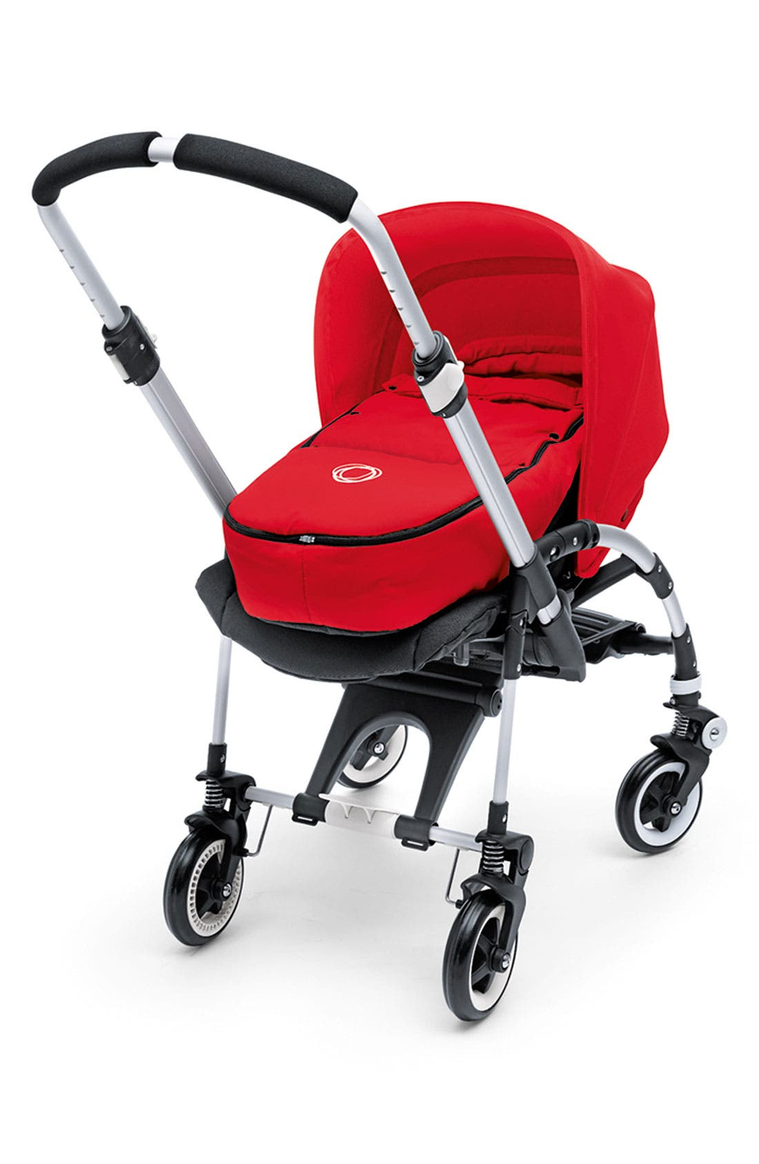 'Bee' Stroller Lining,                             Alternate thumbnail 2, color,                             RED