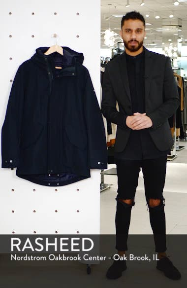3-in-1 Military Parka, sales video thumbnail
