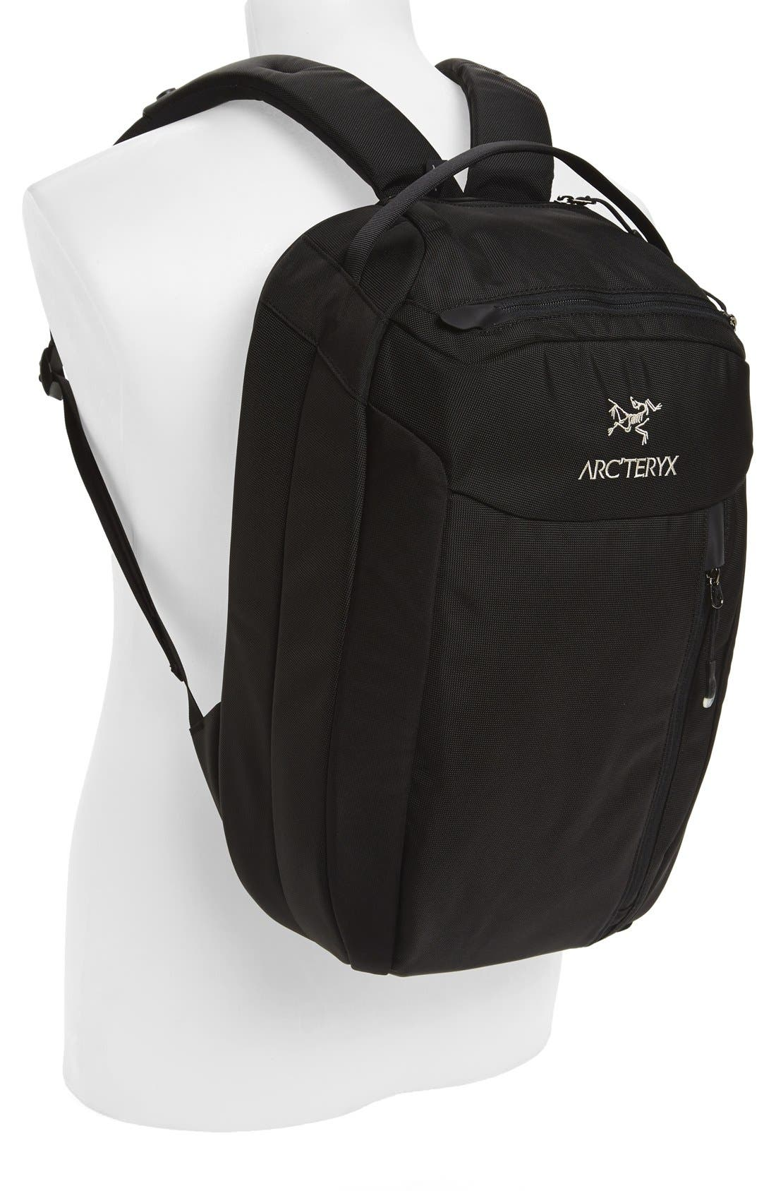 ARC'TERYX,                             'Blade' Backpack,                             Alternate thumbnail 3, color,                             001