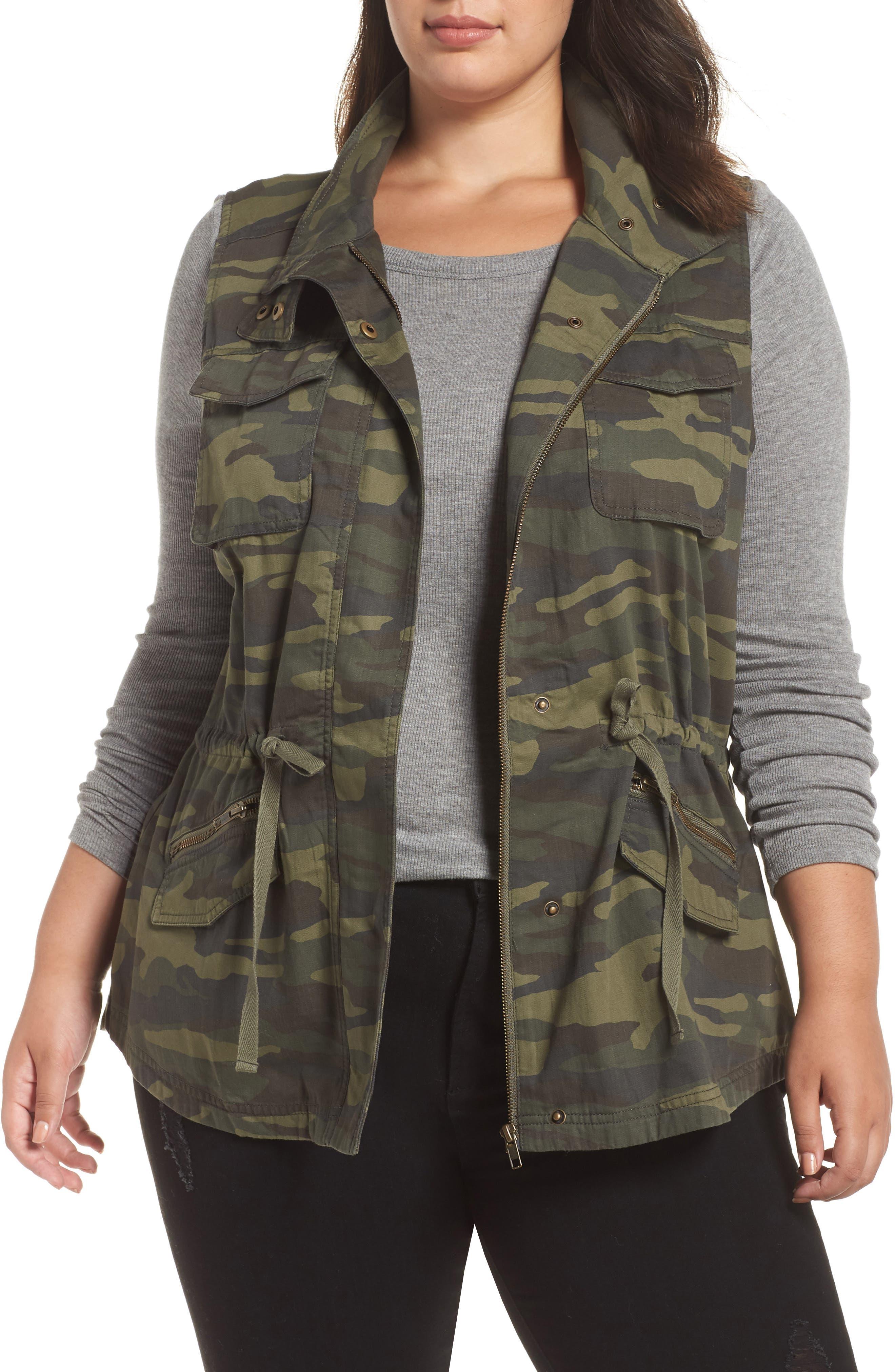Utility Vest,                         Main,                         color, 311