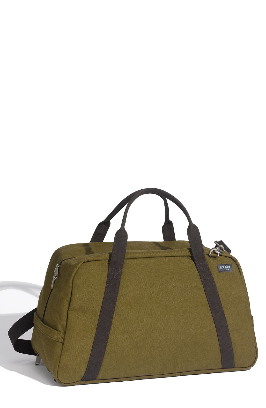 Nylon Canvas Gym Bag, Main, color, 310