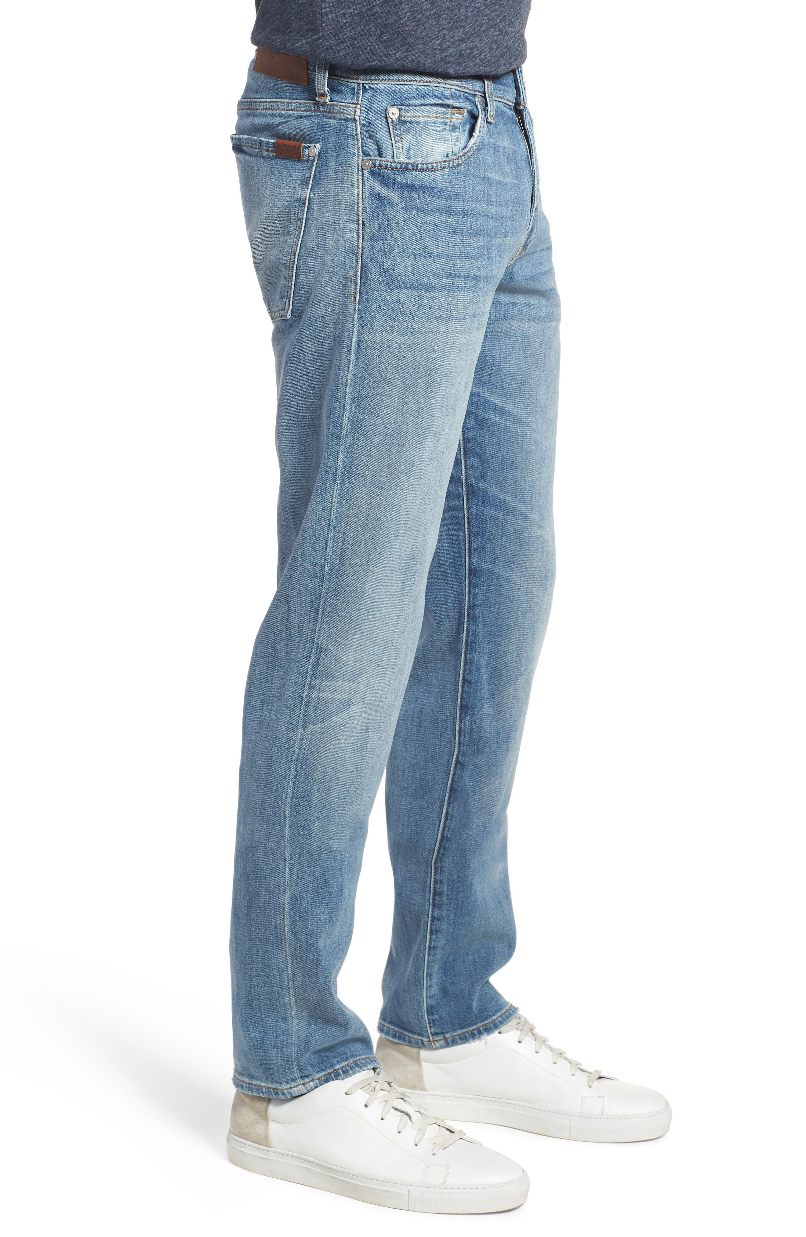 Slimmy Slim Fit Jeans,                             Alternate thumbnail 3, color,                             400