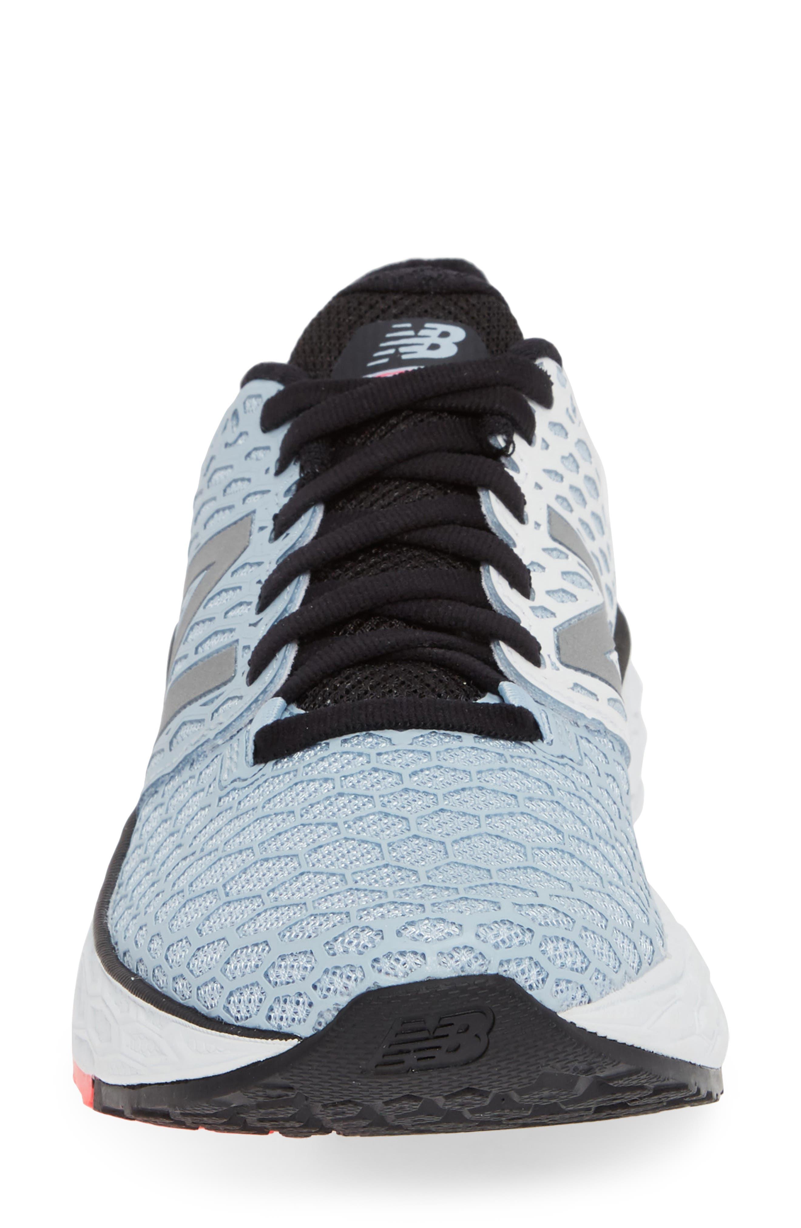 Fresh Foam Vongo Running Shoe,                             Alternate thumbnail 4, color,                             ICE BLUE