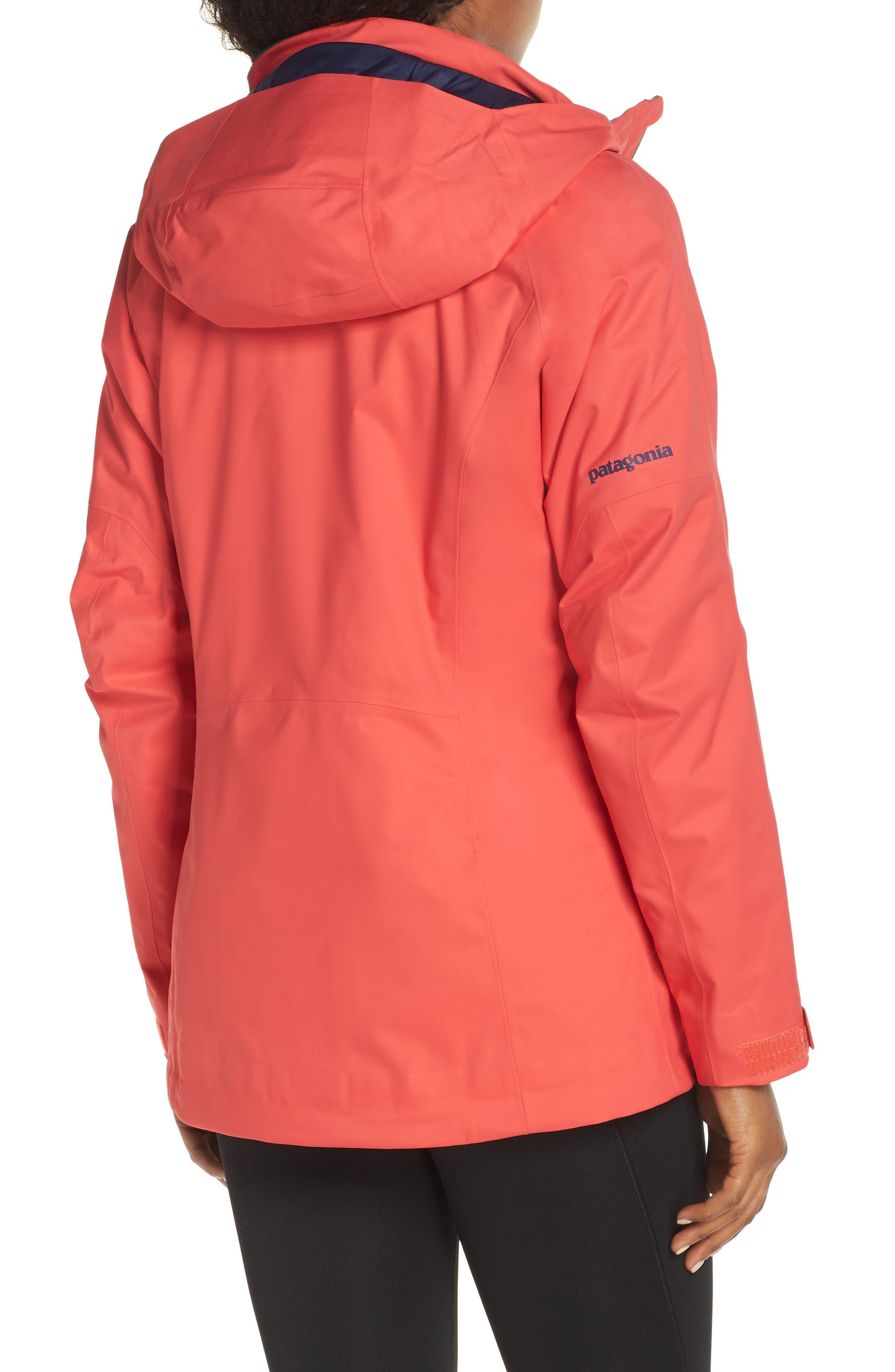 PATAGONIA,                             Snowbelle Insulated Ski Jacket,                             Alternate thumbnail 2, color,                             601