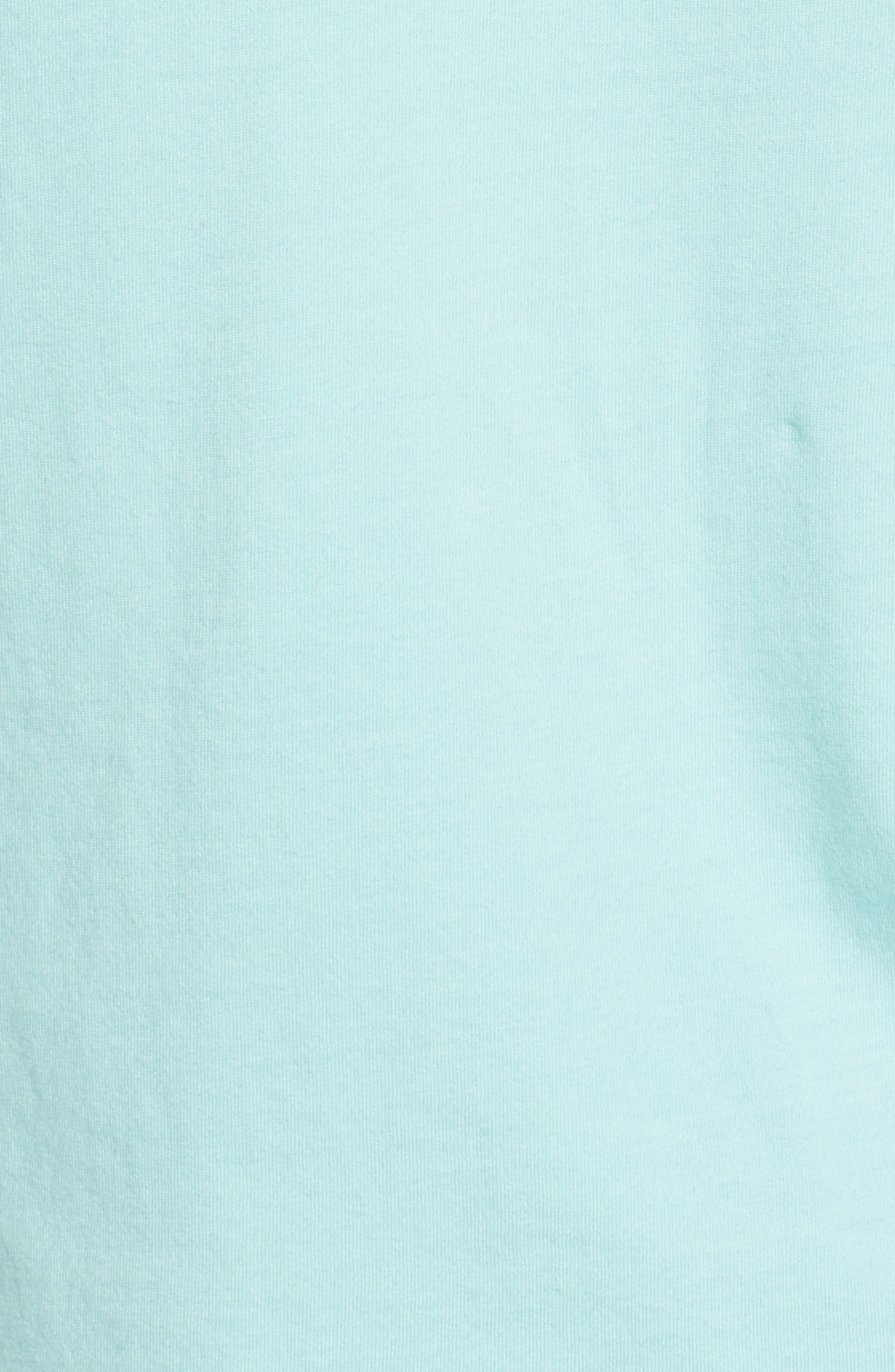 Southern Mix Crewneck T-Shirt,                             Alternate thumbnail 5, color,                             376
