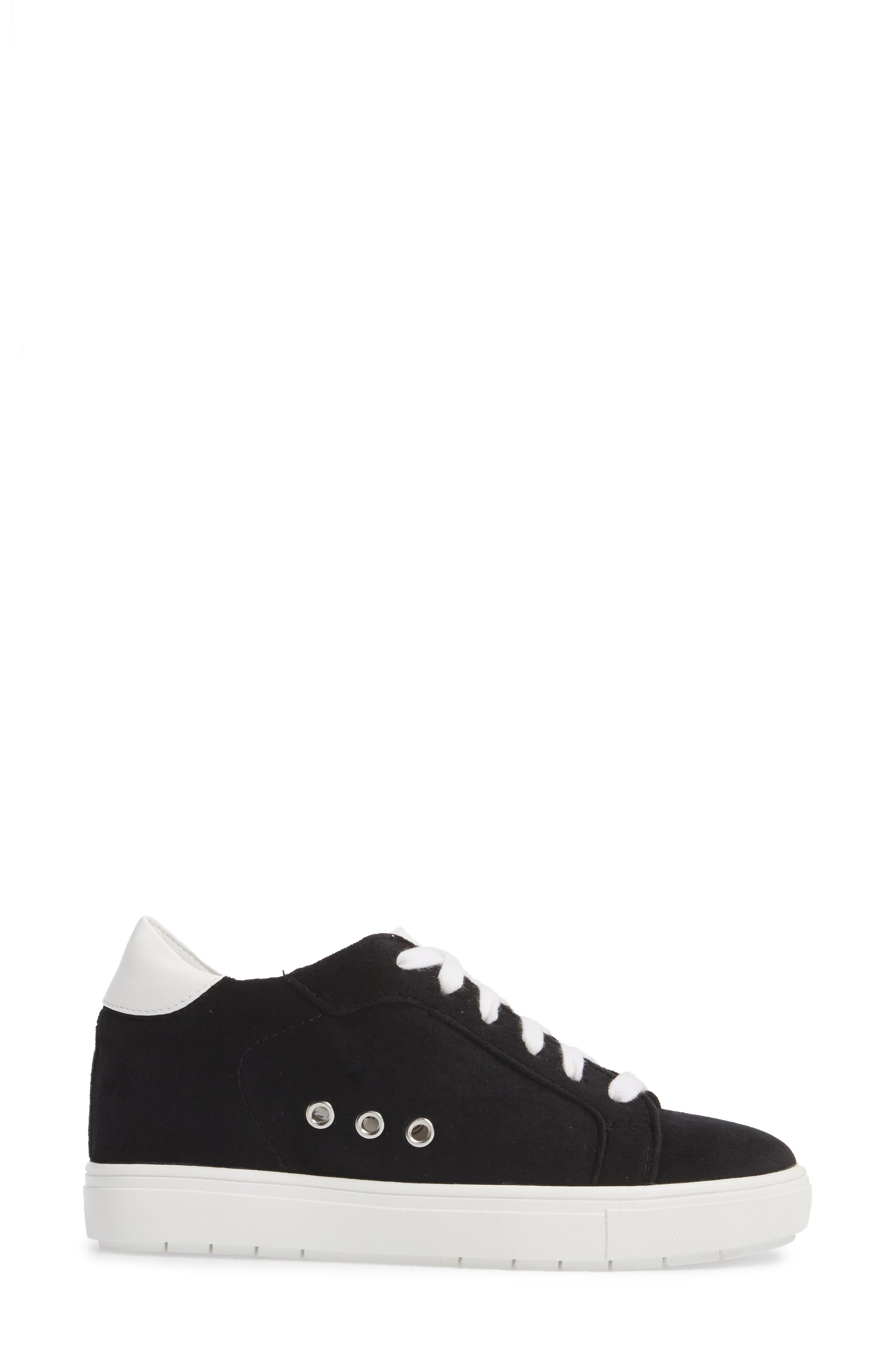 Steal Concealed Wedge Sneaker,                             Alternate thumbnail 9, color,