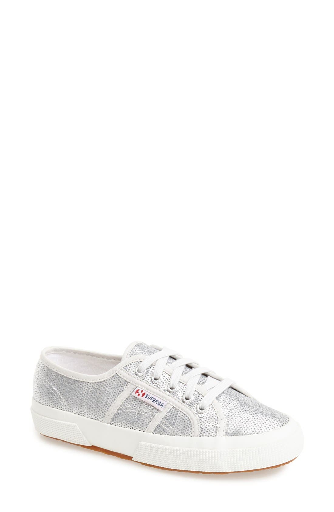 'Metallic' Sneaker,                             Main thumbnail 1, color,                             040