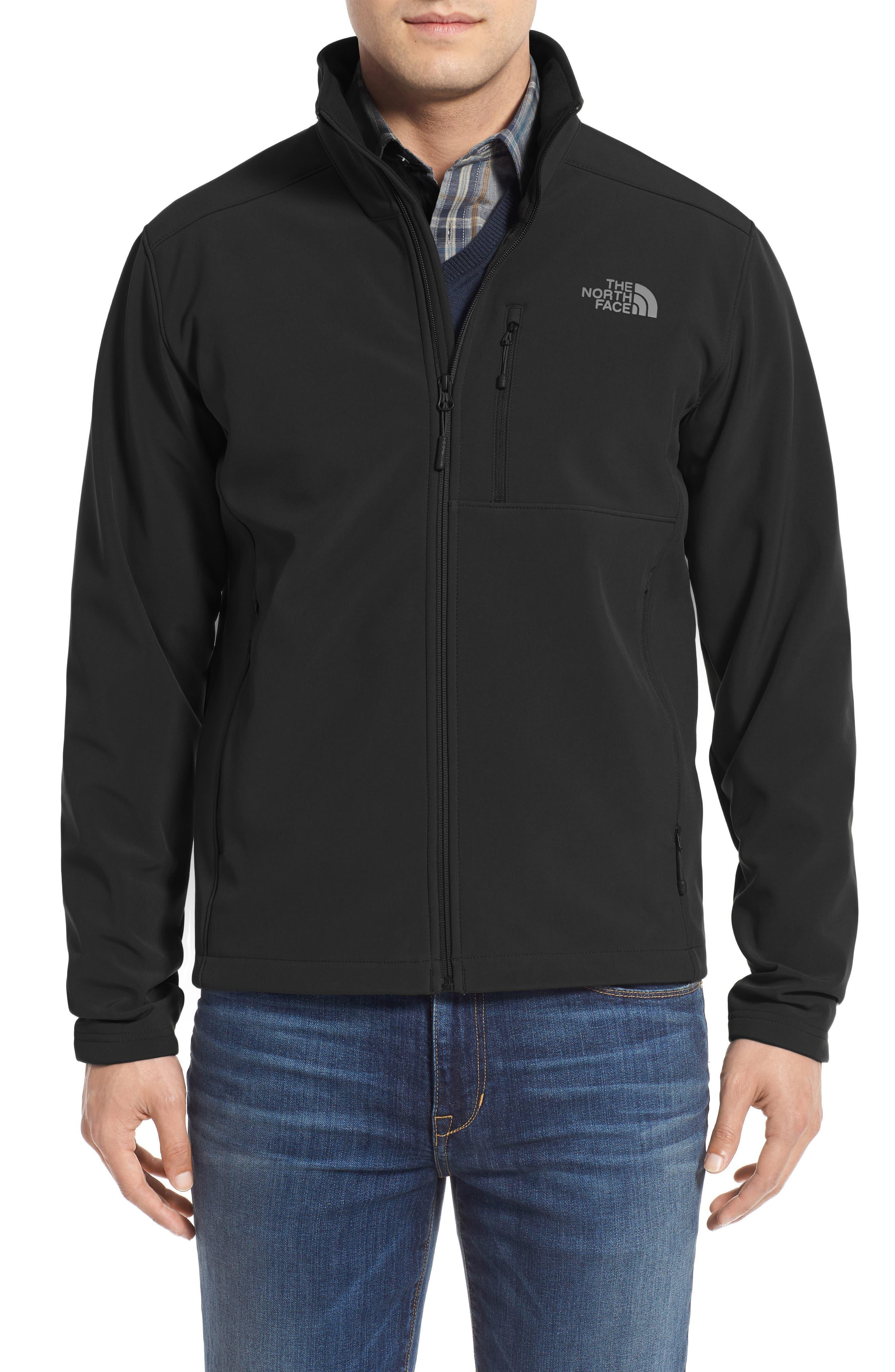 Apex Bionic 2 Water Repllent Jacket,                         Main,                         color, TNF BLACK