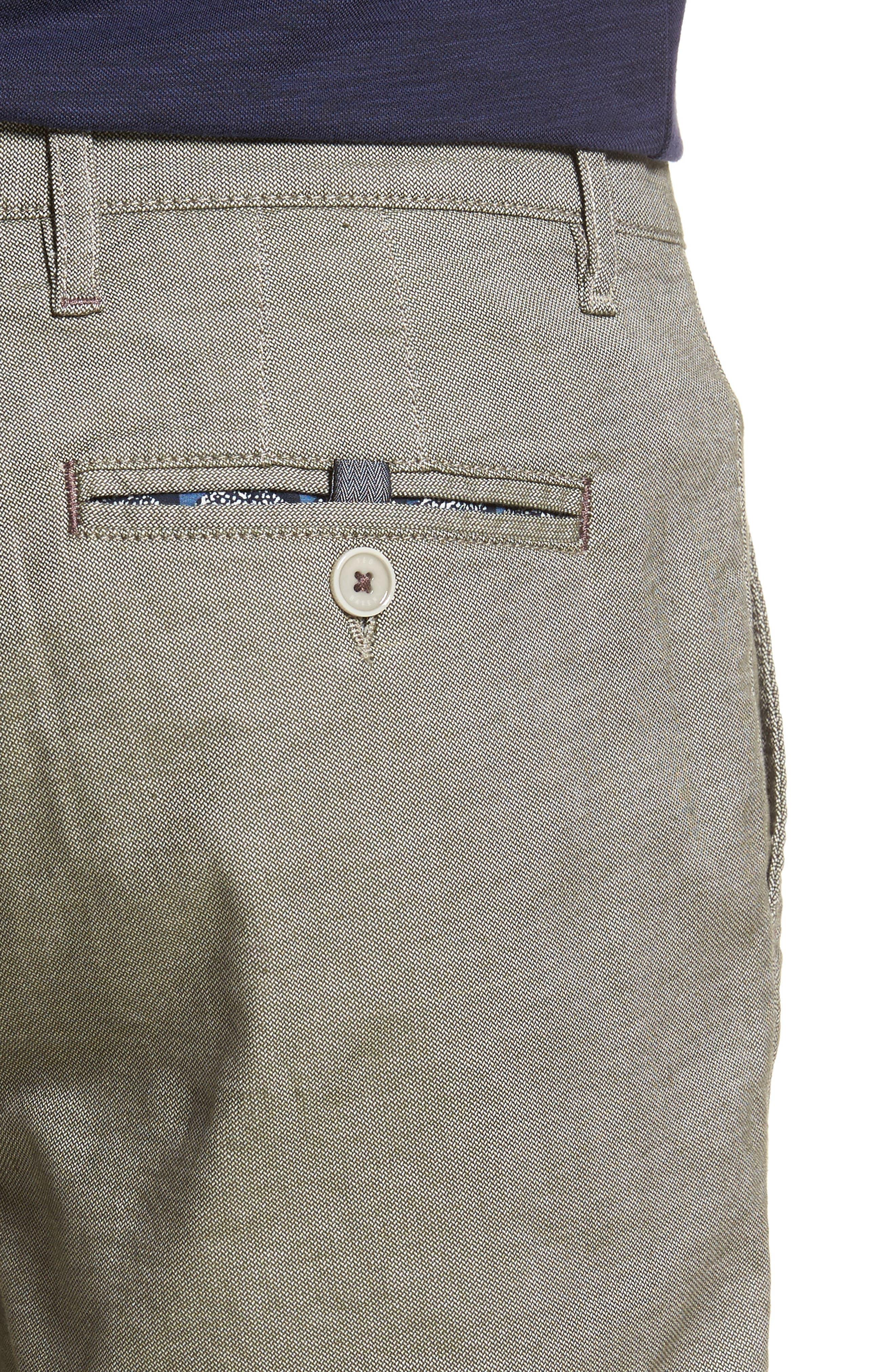 Herbosh Shorts,                             Alternate thumbnail 4, color,                             GREY MARL