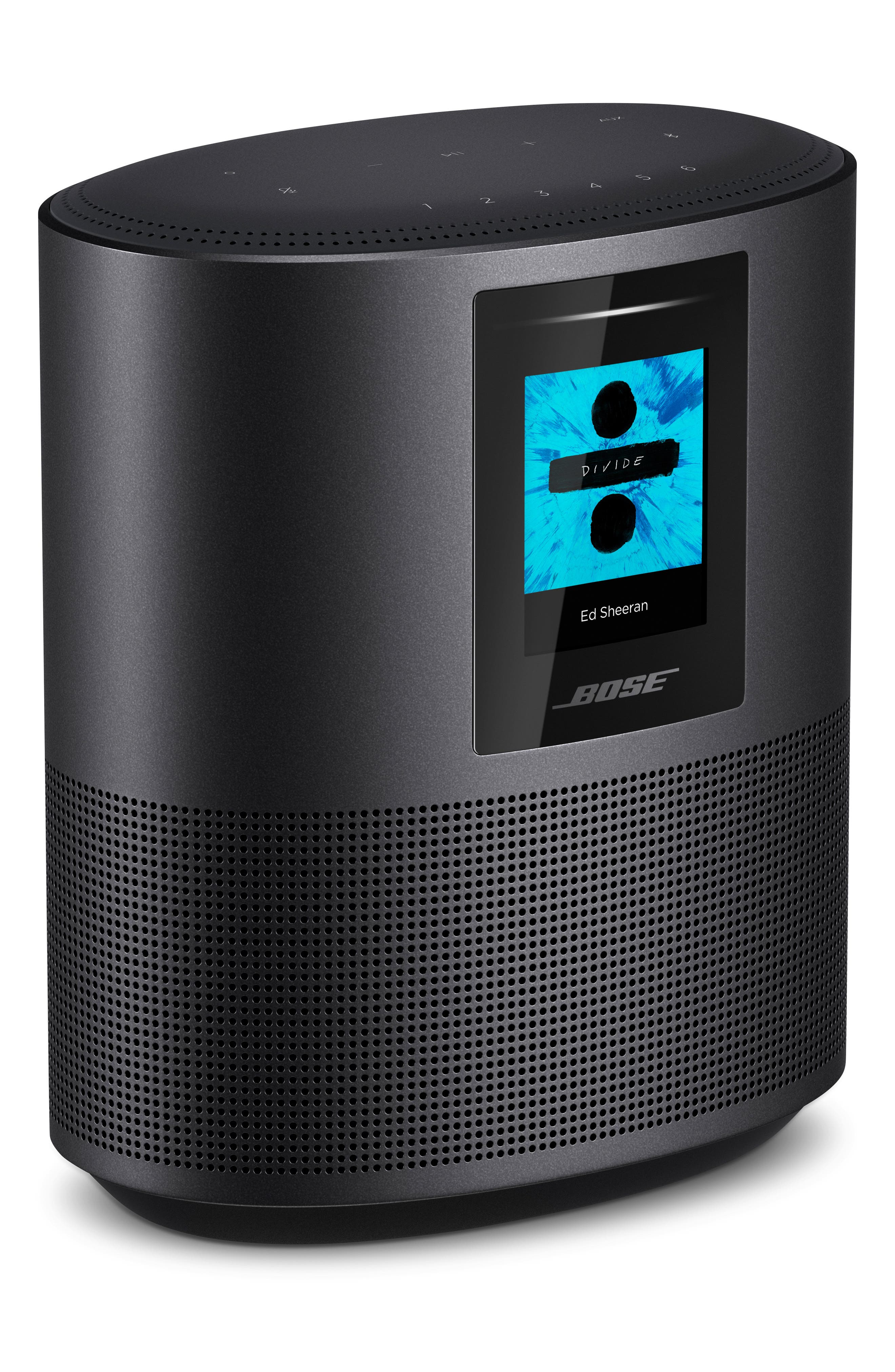 Home 500 Bluetooth<sup>®</sup> Speaker,                             Alternate thumbnail 5, color,                             BLACK