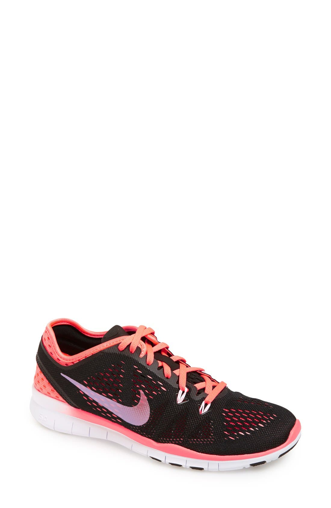 'Free 5.0 TR Fit 5 Breathe' Training Shoe, Main, color, 003