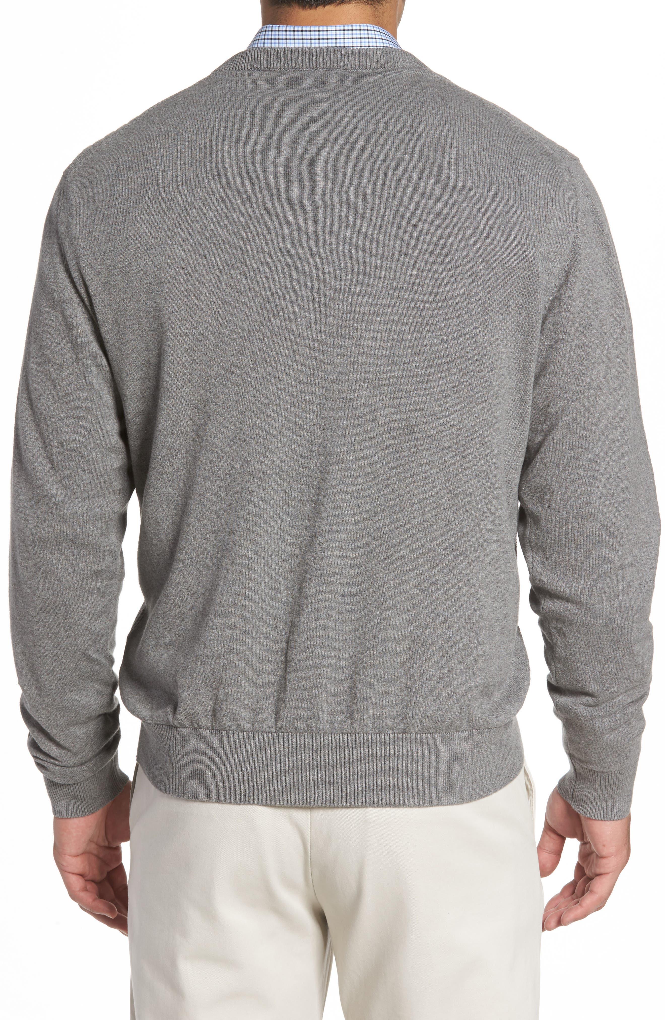 Bryant Rib-Knit V-Neck Sweater,                             Alternate thumbnail 2, color,                             039