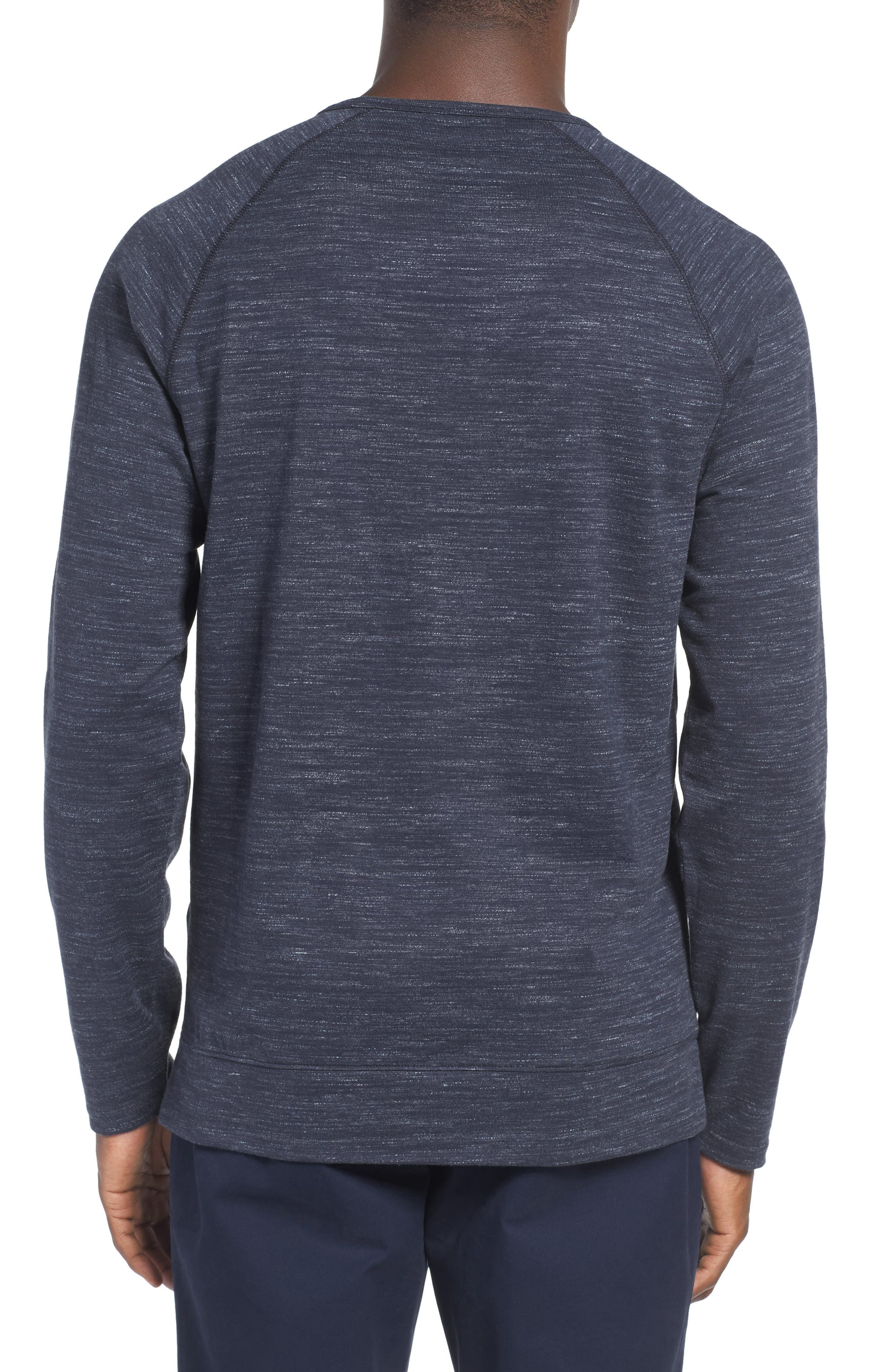 Slim Fit Stripe T-Shirt,                             Alternate thumbnail 12, color,