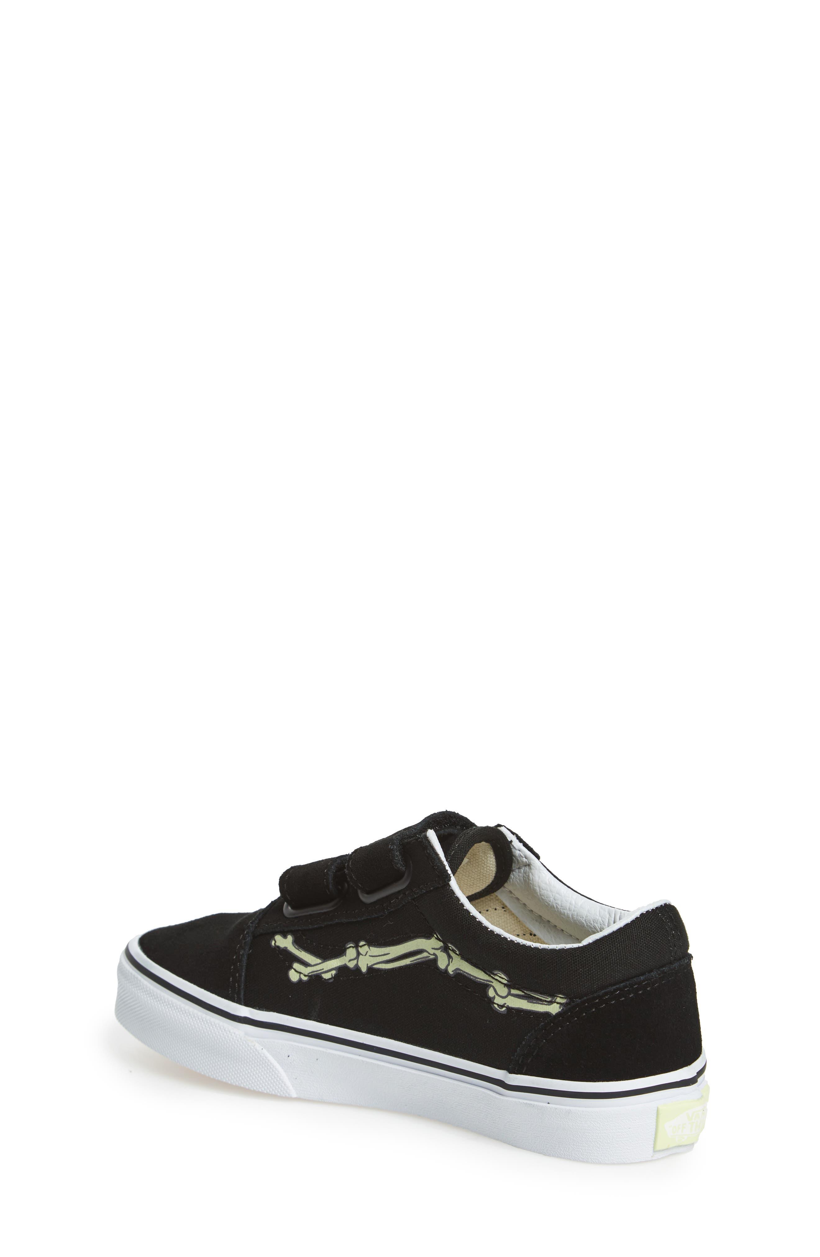 Old Skool Skate Sneaker,                             Alternate thumbnail 2, color,                             001