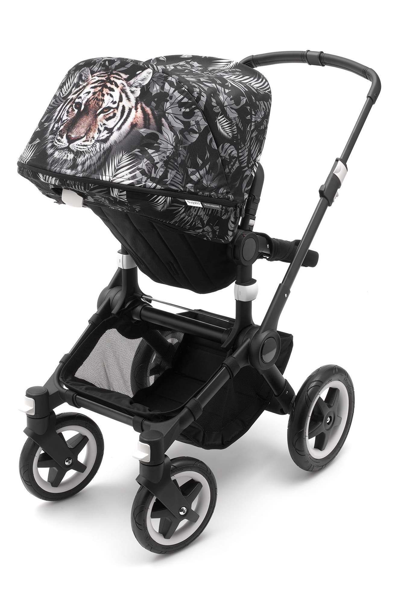 x We Are Handsome Limited Edition Tailored Fabric Set for Bugaboo Buffalo Stroller,                             Alternate thumbnail 2, color,                             PRINTS