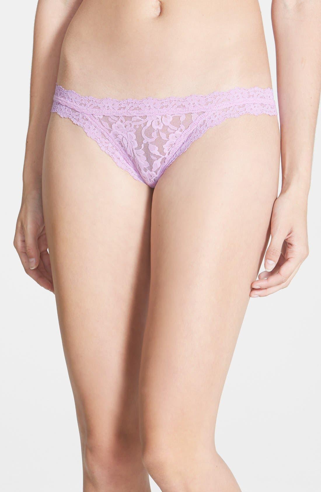 'Signature Lace' Brazilian Bikini,                             Main thumbnail 21, color,