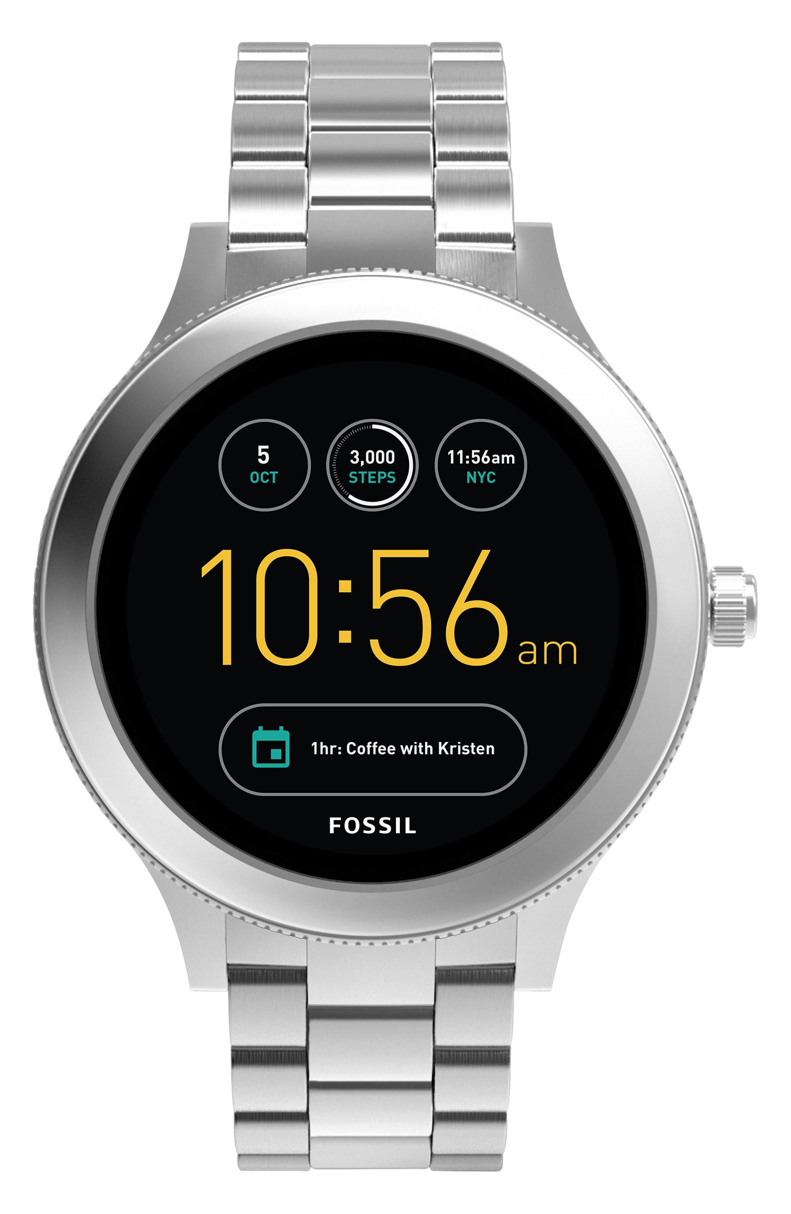 Venture Gen 3 Bracelet Smartwatch, 42mm,                         Main,                         color,