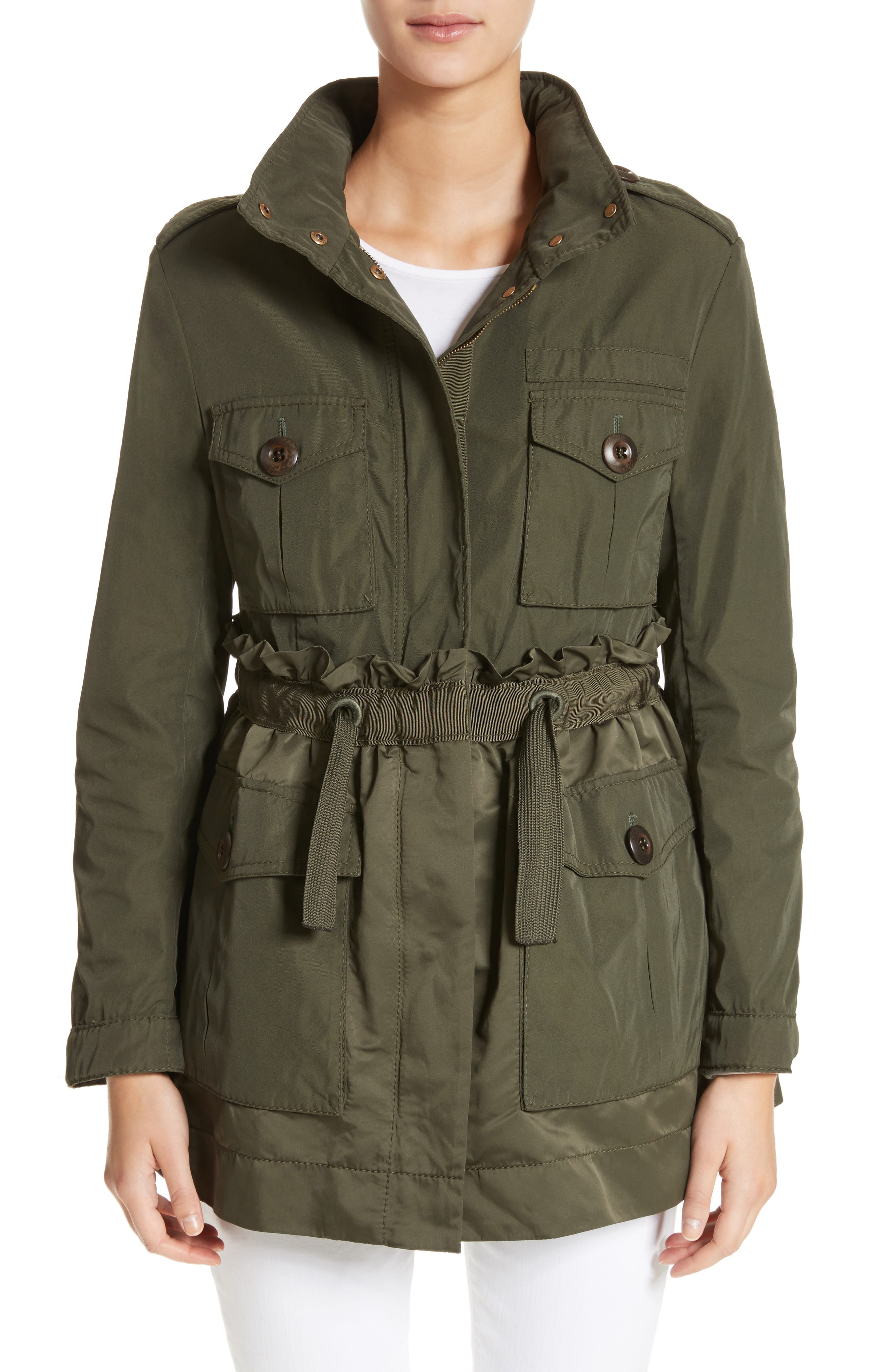 Rhodonite Field Jacket,                         Main,                         color, OLIVE