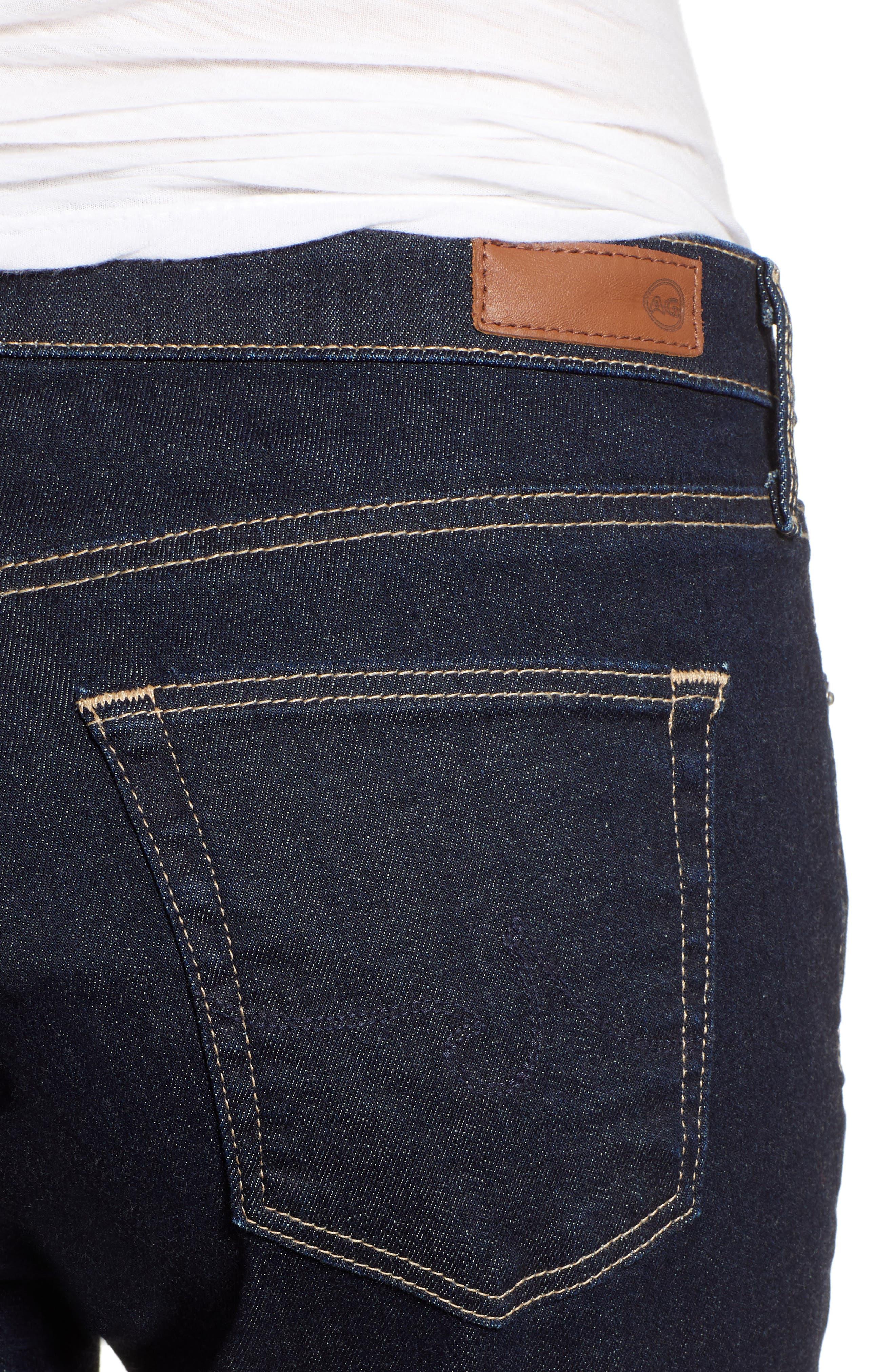 The Legging Ankle Super Skinny Jeans,                             Alternate thumbnail 46, color,