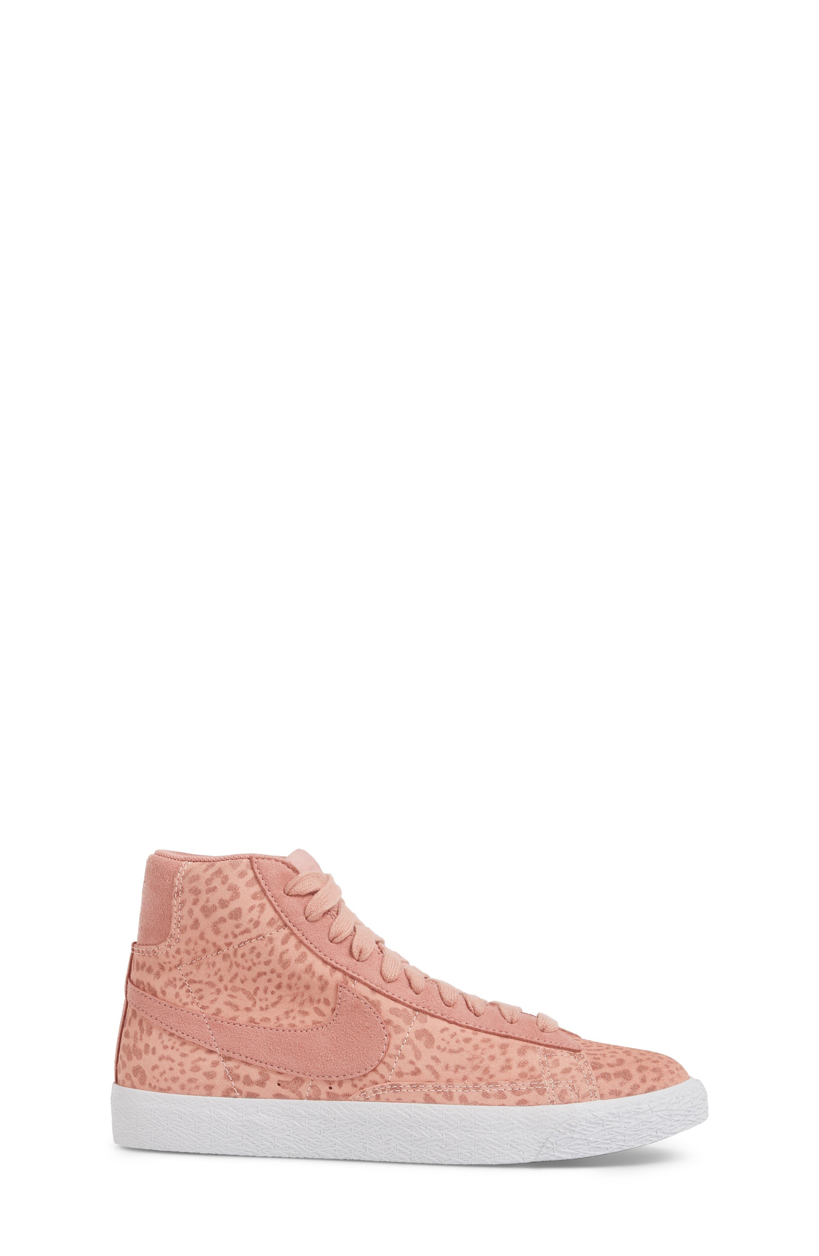 Blazer Mid SE High Top Sneaker,                             Alternate thumbnail 8, color,