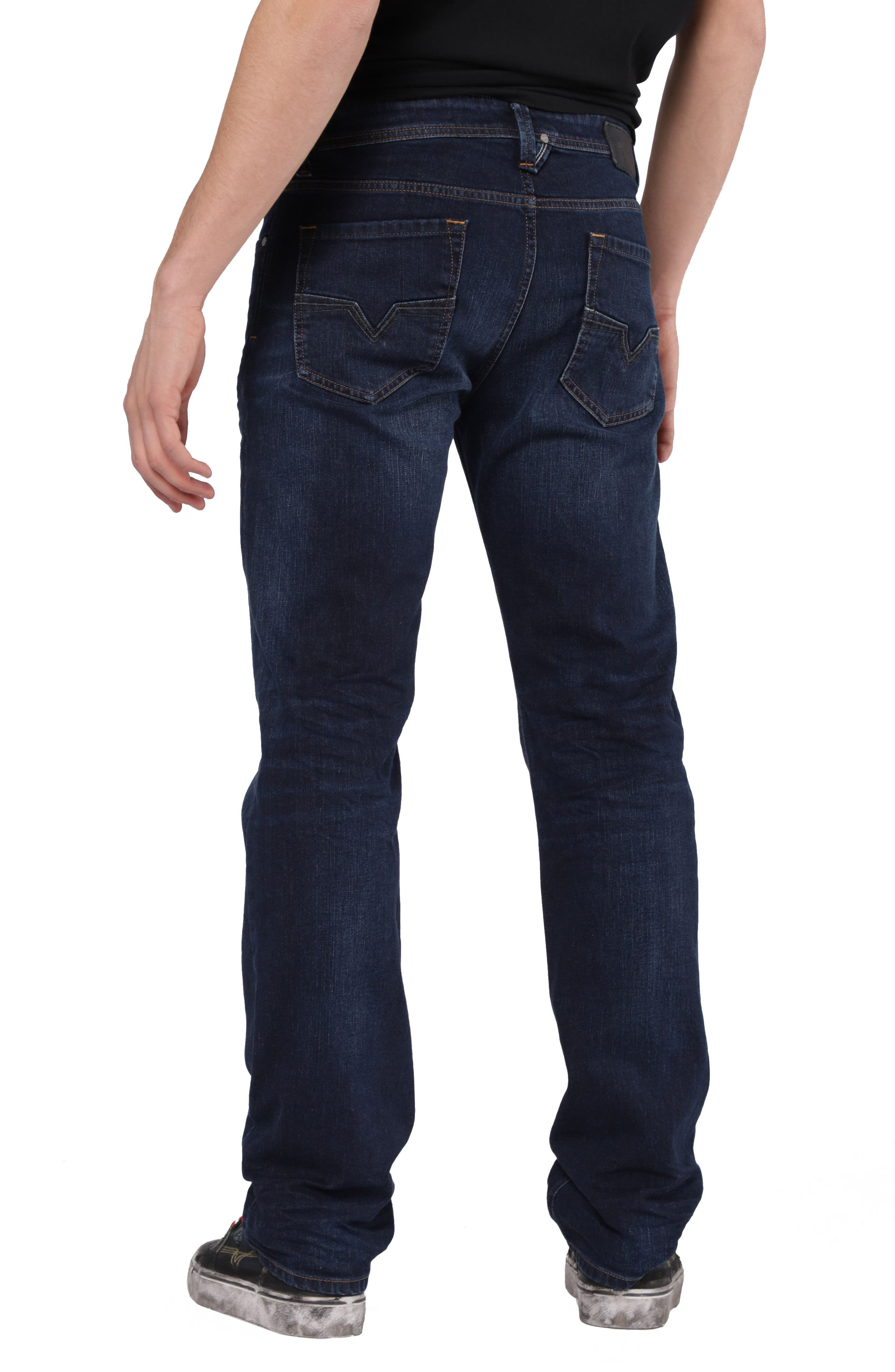 Larkee Relaxed Fit Jeans,                             Alternate thumbnail 2, color,                             084VG