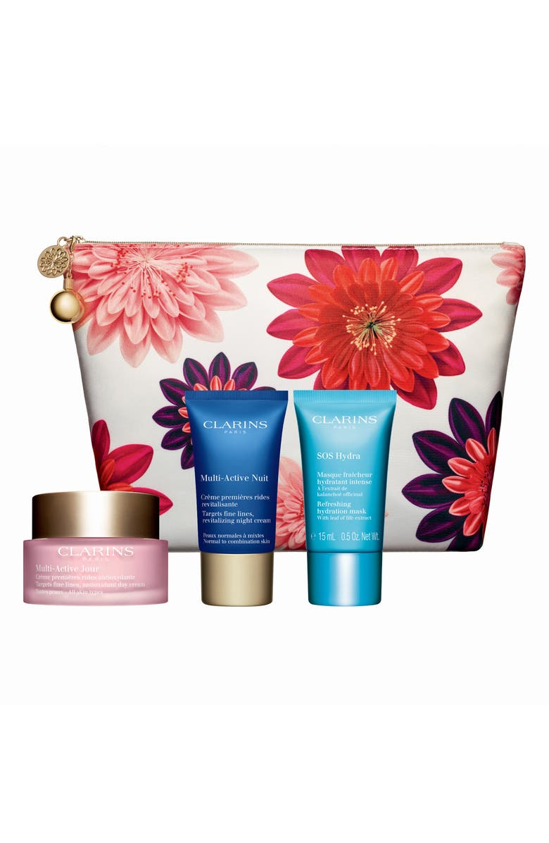 Clarins MULTI-ACTIVE SKIN SOLUTIONS SET