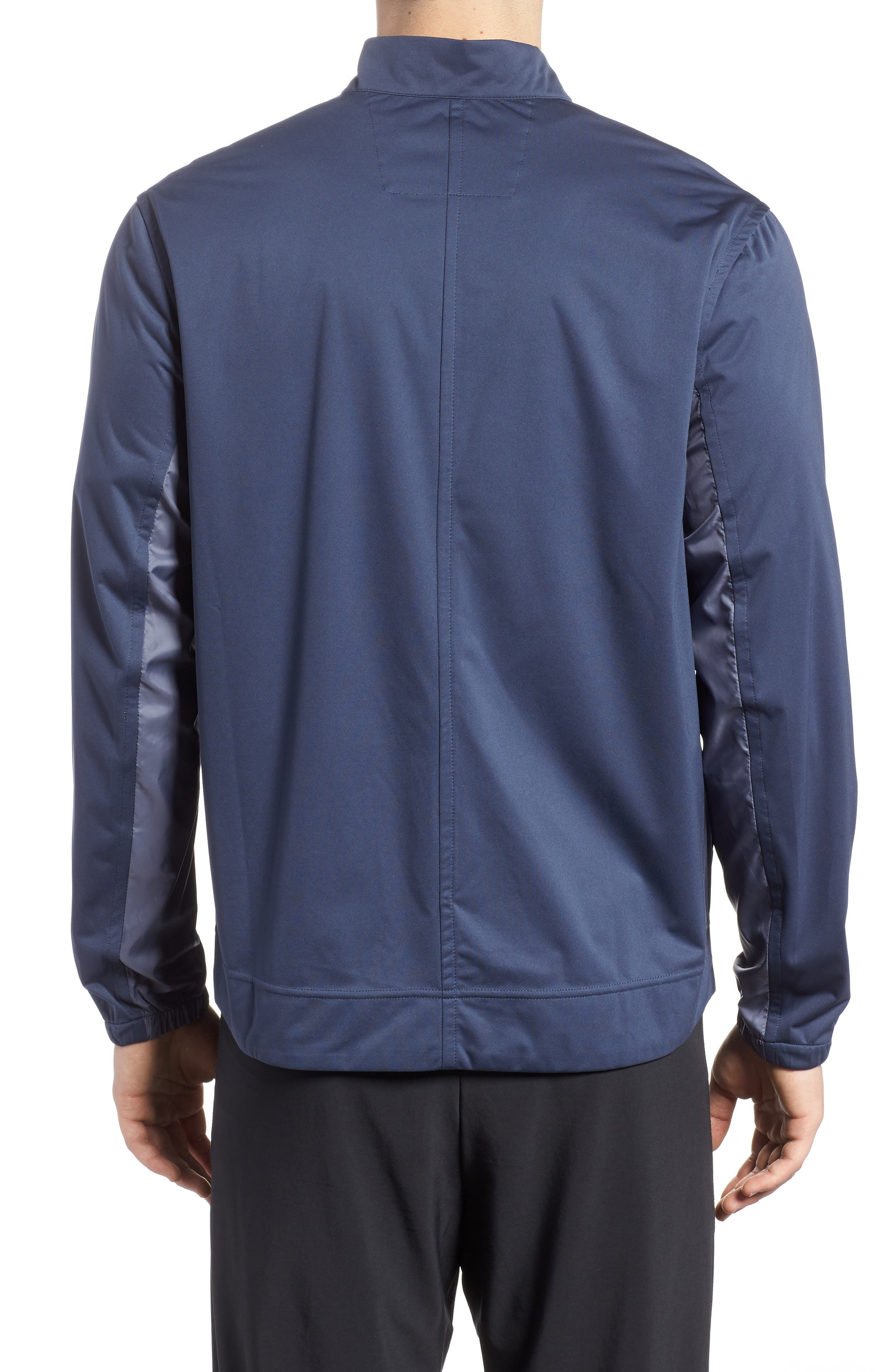 Shield Full Zip Golf Jacket,                             Alternate thumbnail 4, color,