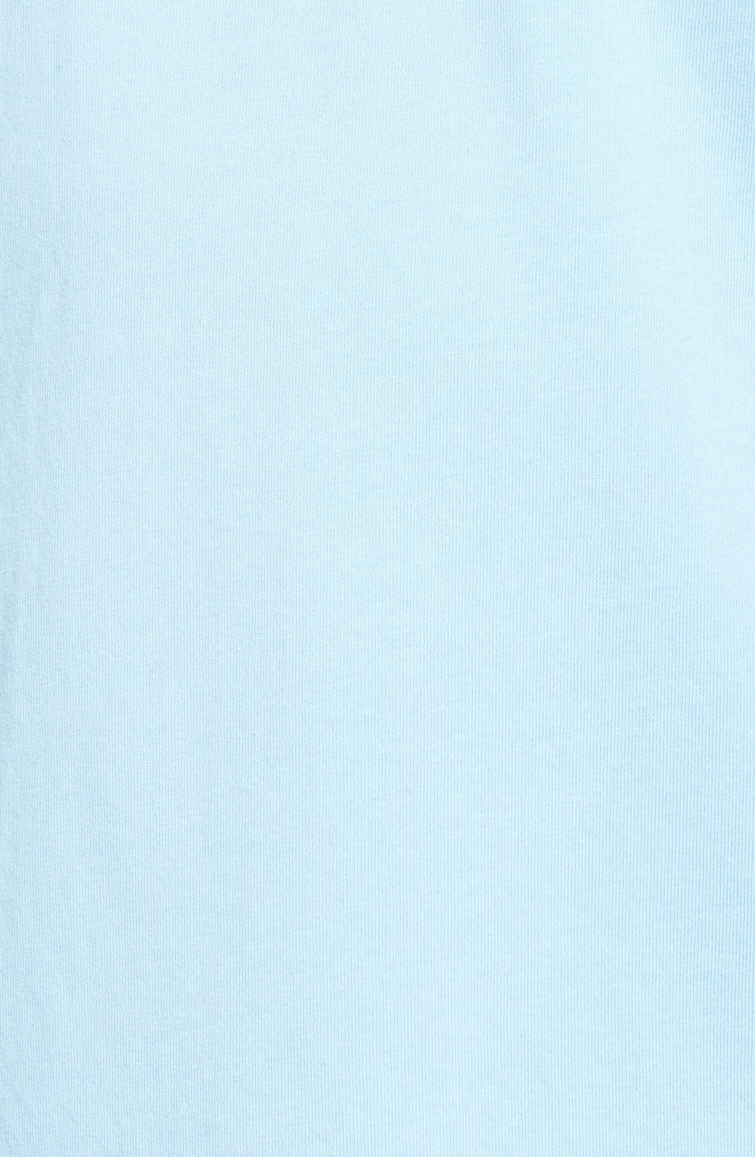 Hanukkah Fair Isle Whale Fill Pocket T-Shirt,                             Alternate thumbnail 5, color,                             456