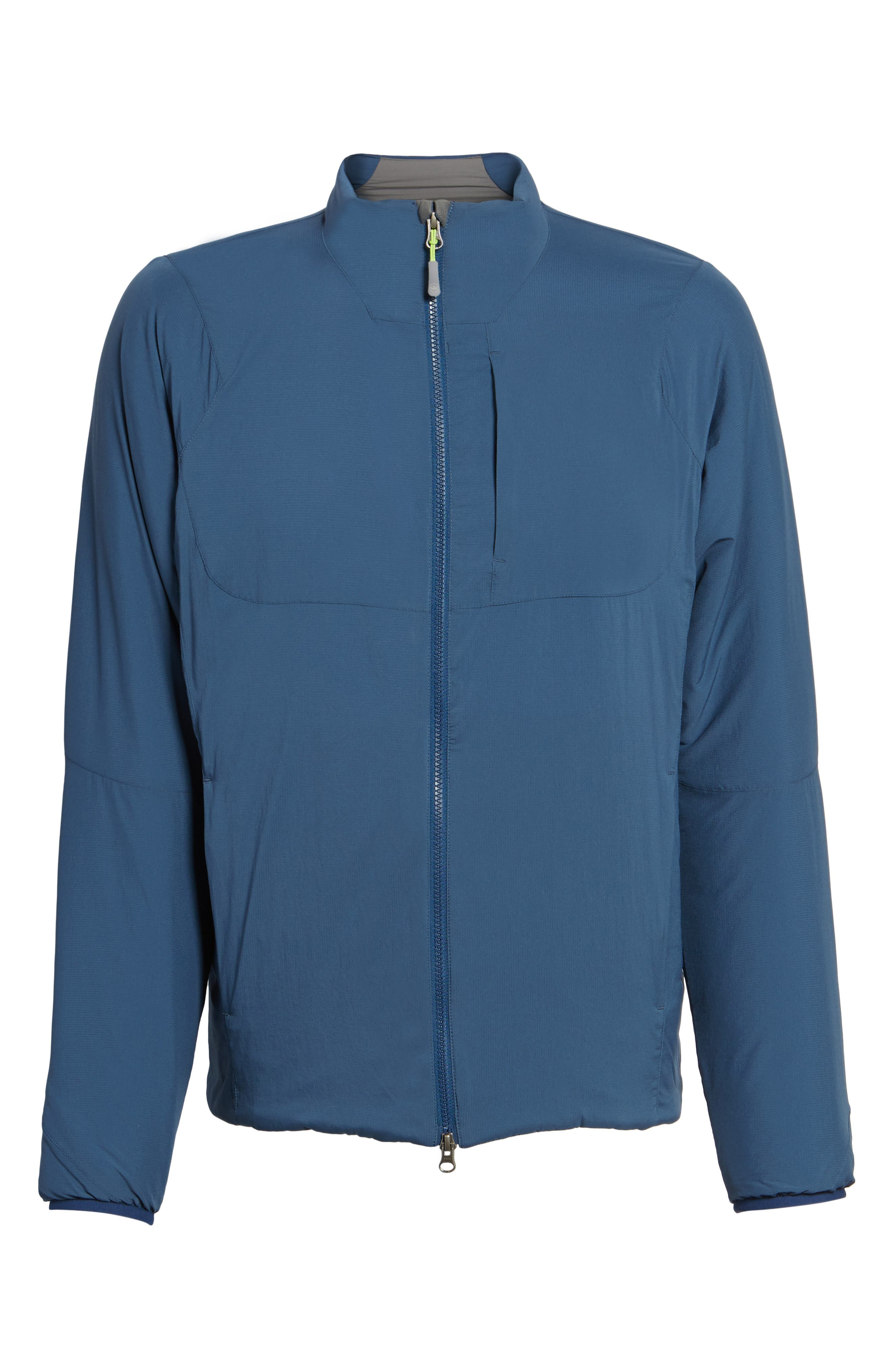 Bozeman Stretch Puffer Jacket,                             Alternate thumbnail 5, color,