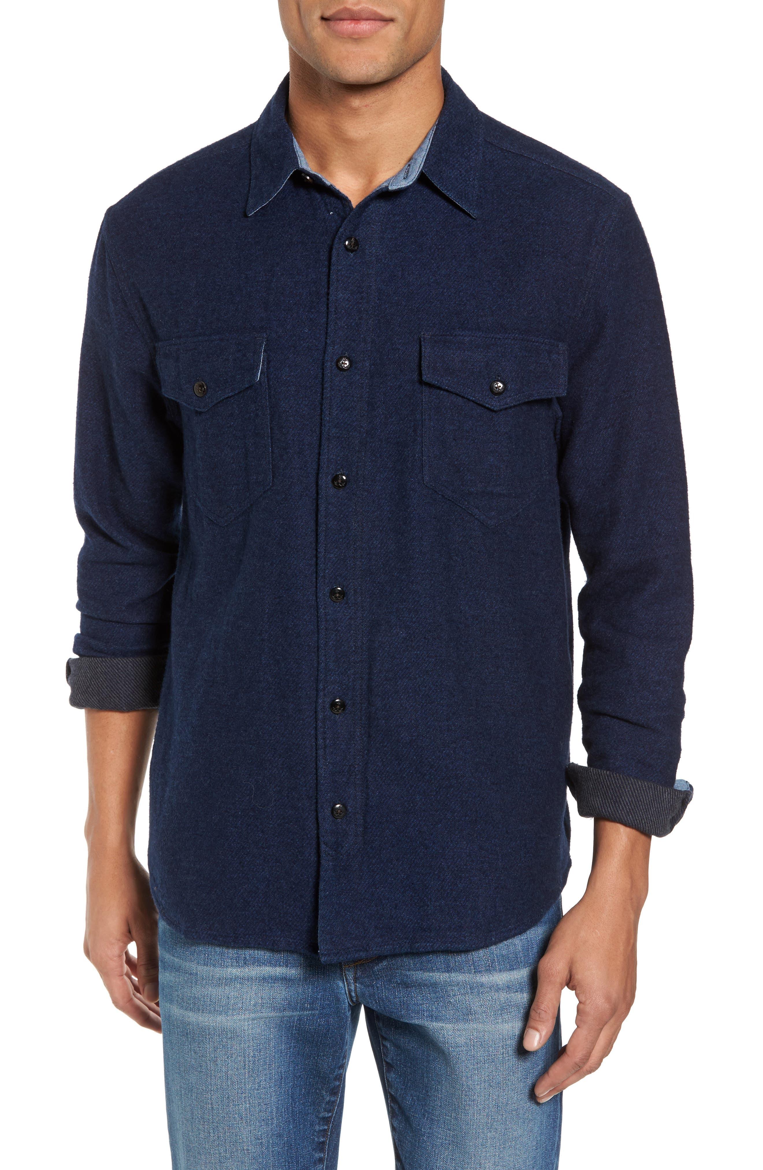 Durango Work Shirt,                         Main,                         color,