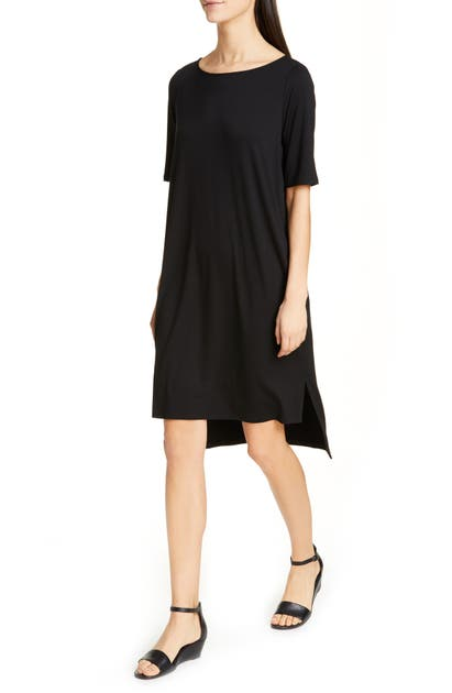 Eileen Fisher Dresses HIGH/LOW SHIFT DRESS