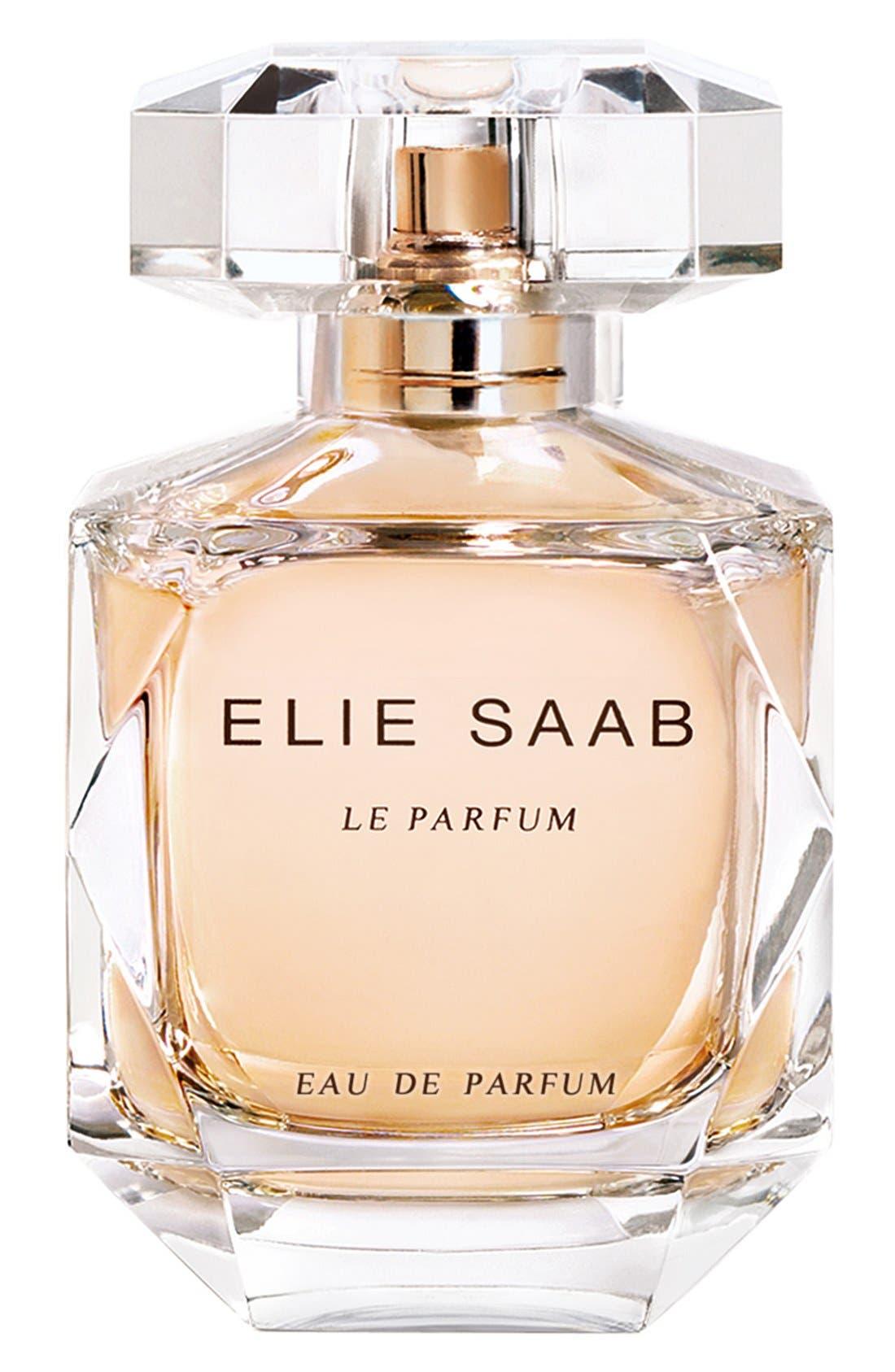 Elie Saab 'Le Parfum' Eau de Parfum,                             Main thumbnail 1, color,                             000