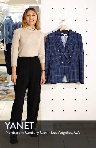 Miller Wool Blend Plaid Dickey Jacket, sales video thumbnail