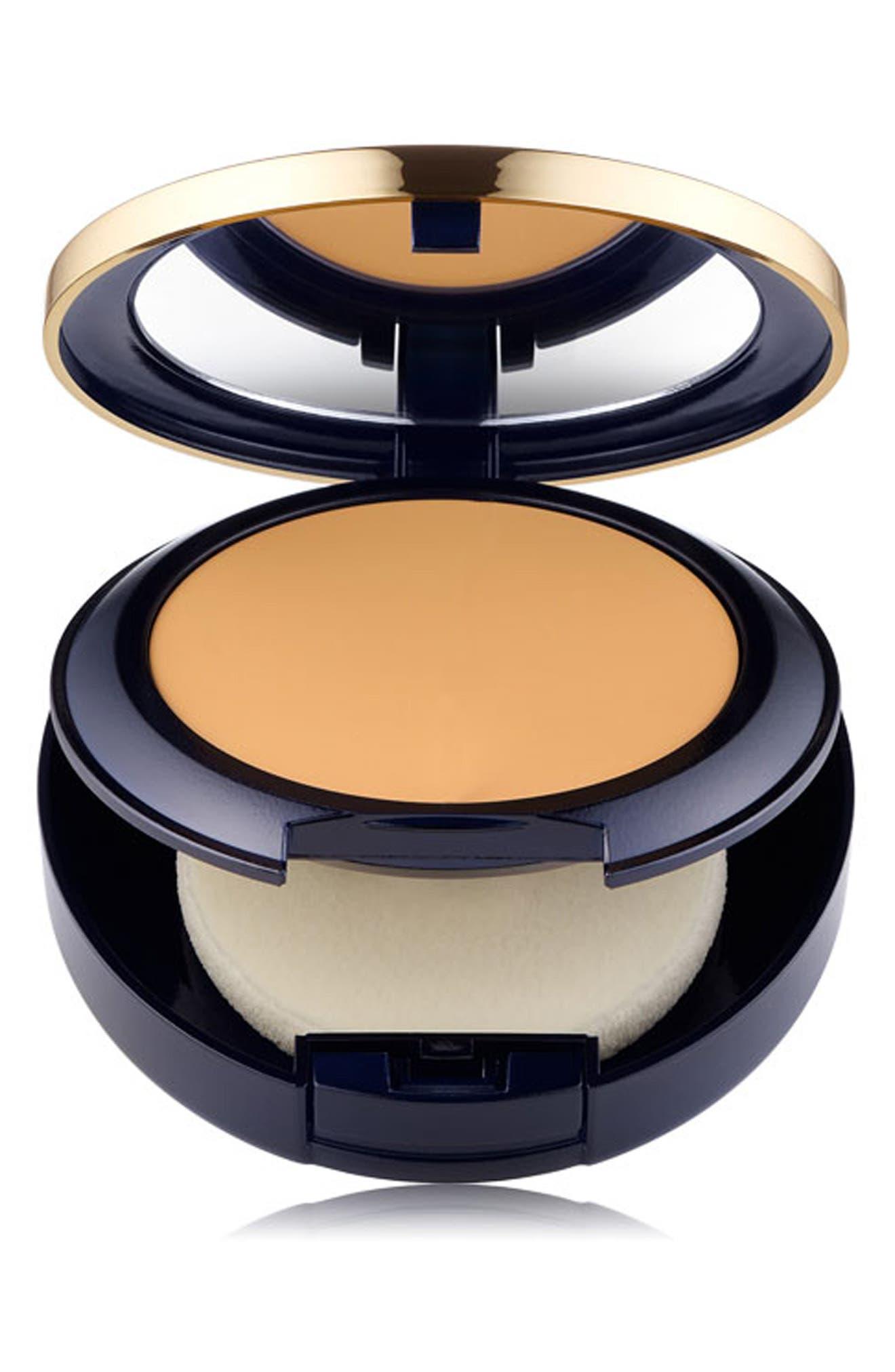 Estee Lauder Double Wear Stay In Place Matte Powder Foundation - 5W1 Bronze