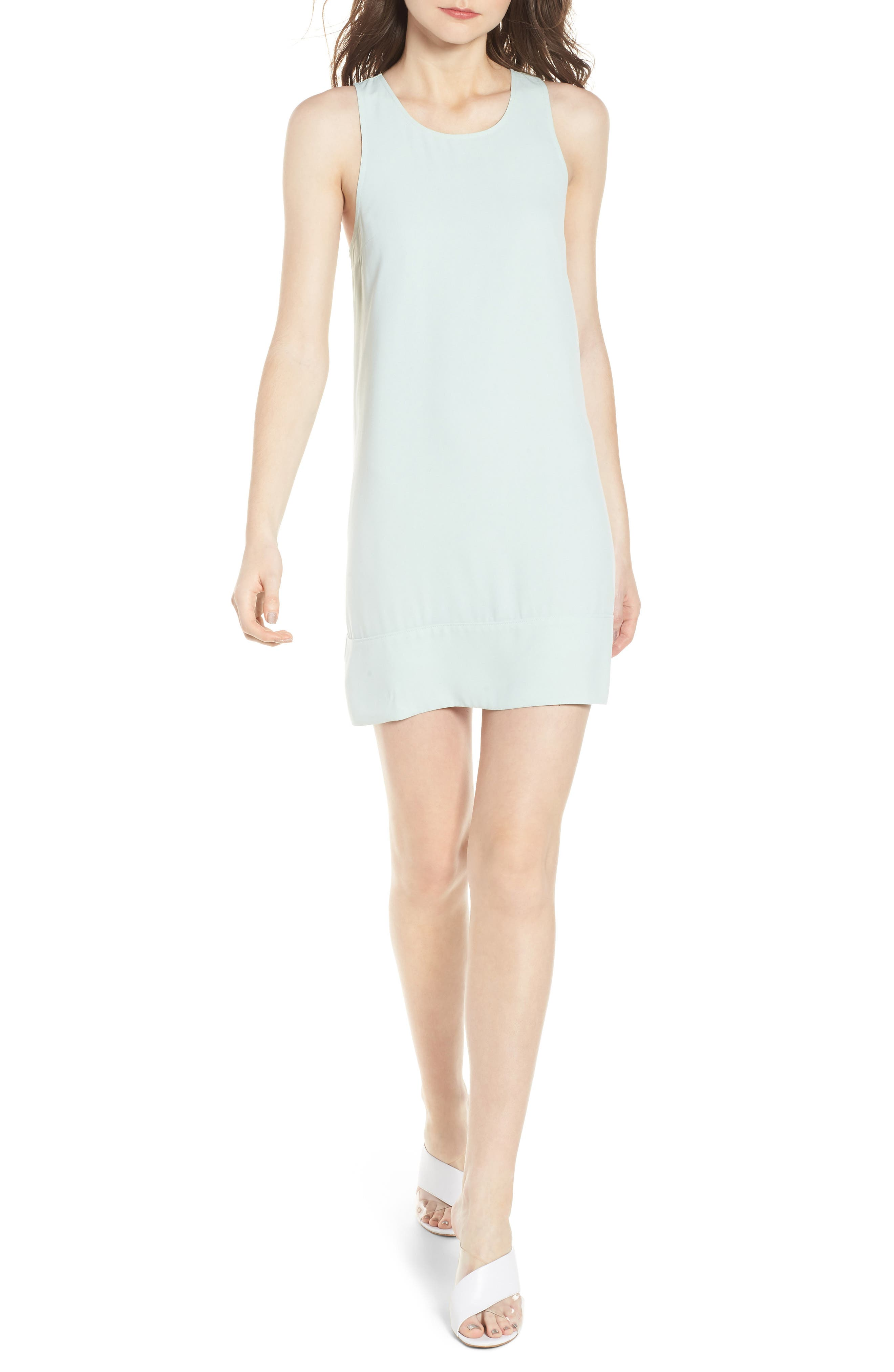 Racerback Shift Dress,                             Main thumbnail 13, color,