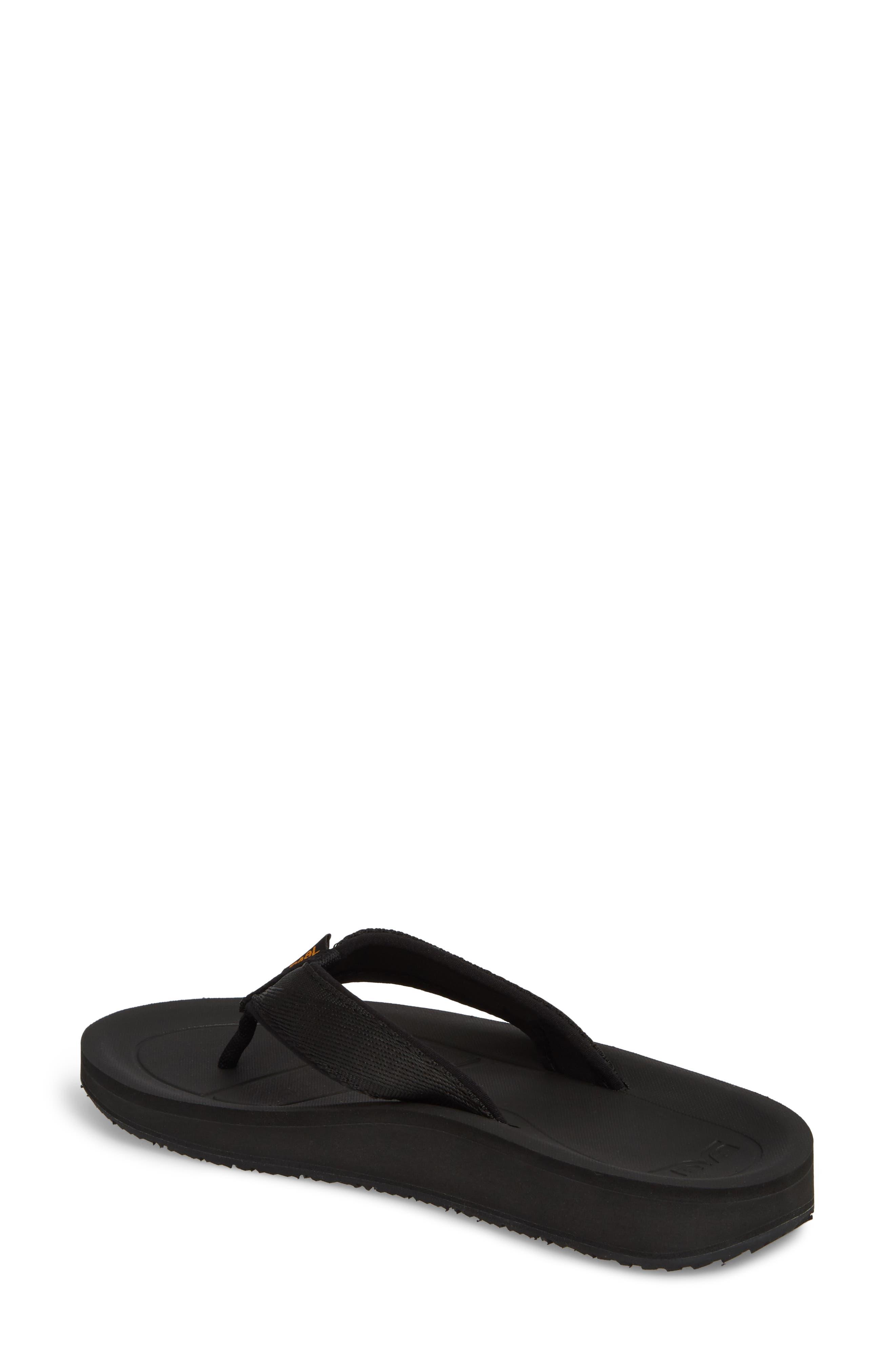 Flip Premier Sandal,                             Alternate thumbnail 2, color,                             001
